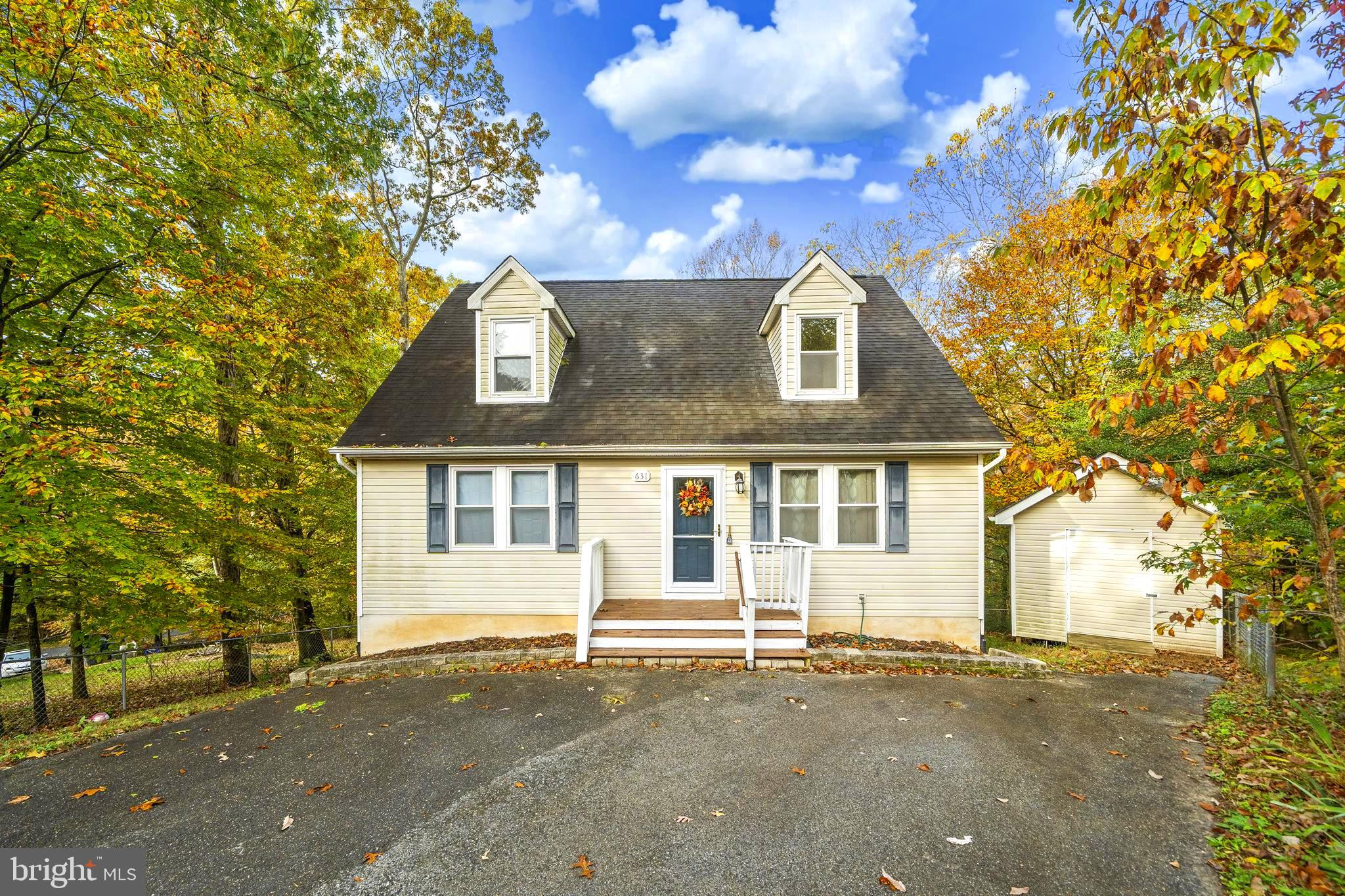 This BIG Cape Cod has so much to offer for this price point!!!  Over 1900 SQ FT and THREE Finished L