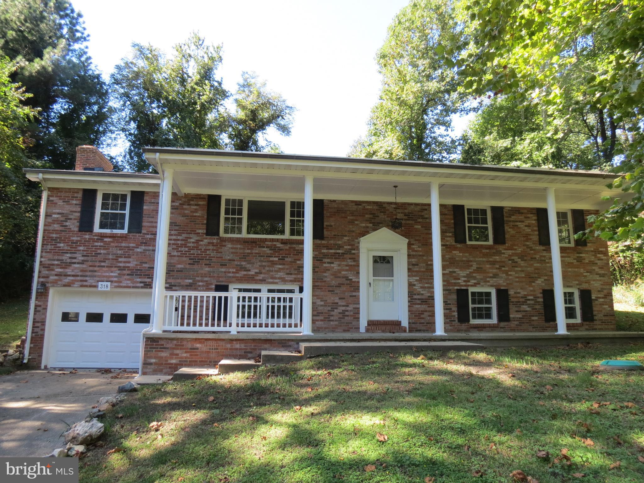 This newly renovated home is a fantastic opportunity to own a house just a short walk to a private s