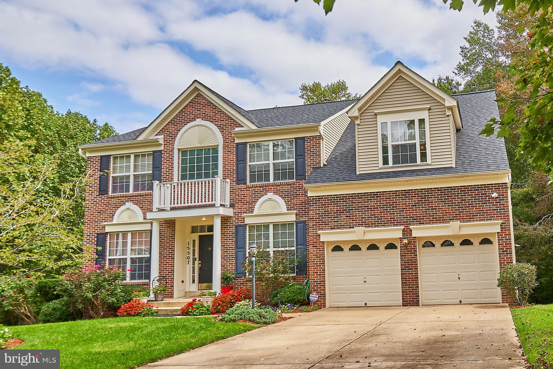 OPEN HOUSE SUN 10/4 FROM 1-3PM......Absolutely Immaculate Brick Front Home in Ashland.  Located at t