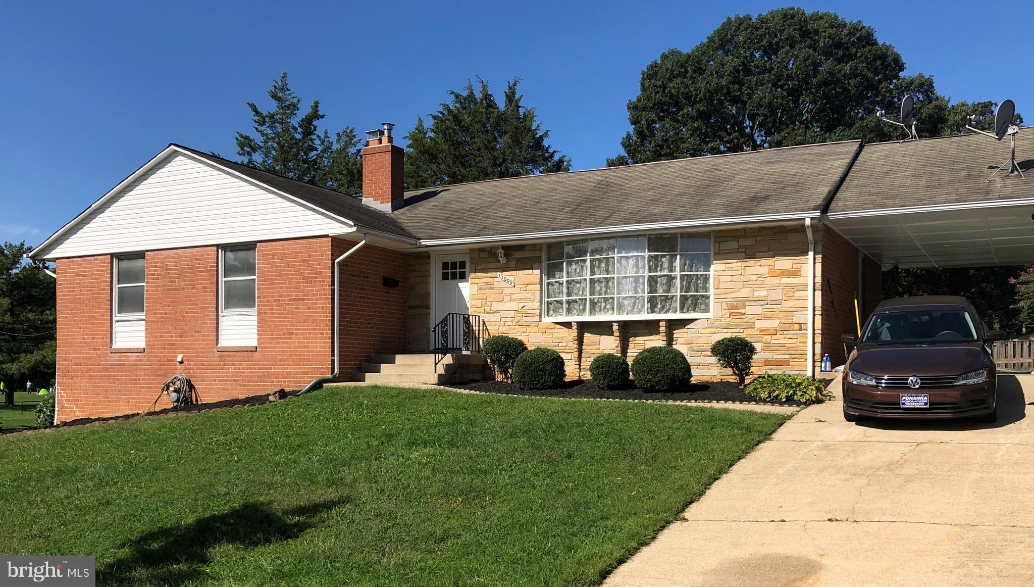BEAUTIFULLY RENOVATED RAMBLER with updated kitchen and baths.  Gorgeous hardwood flooring, Spacious