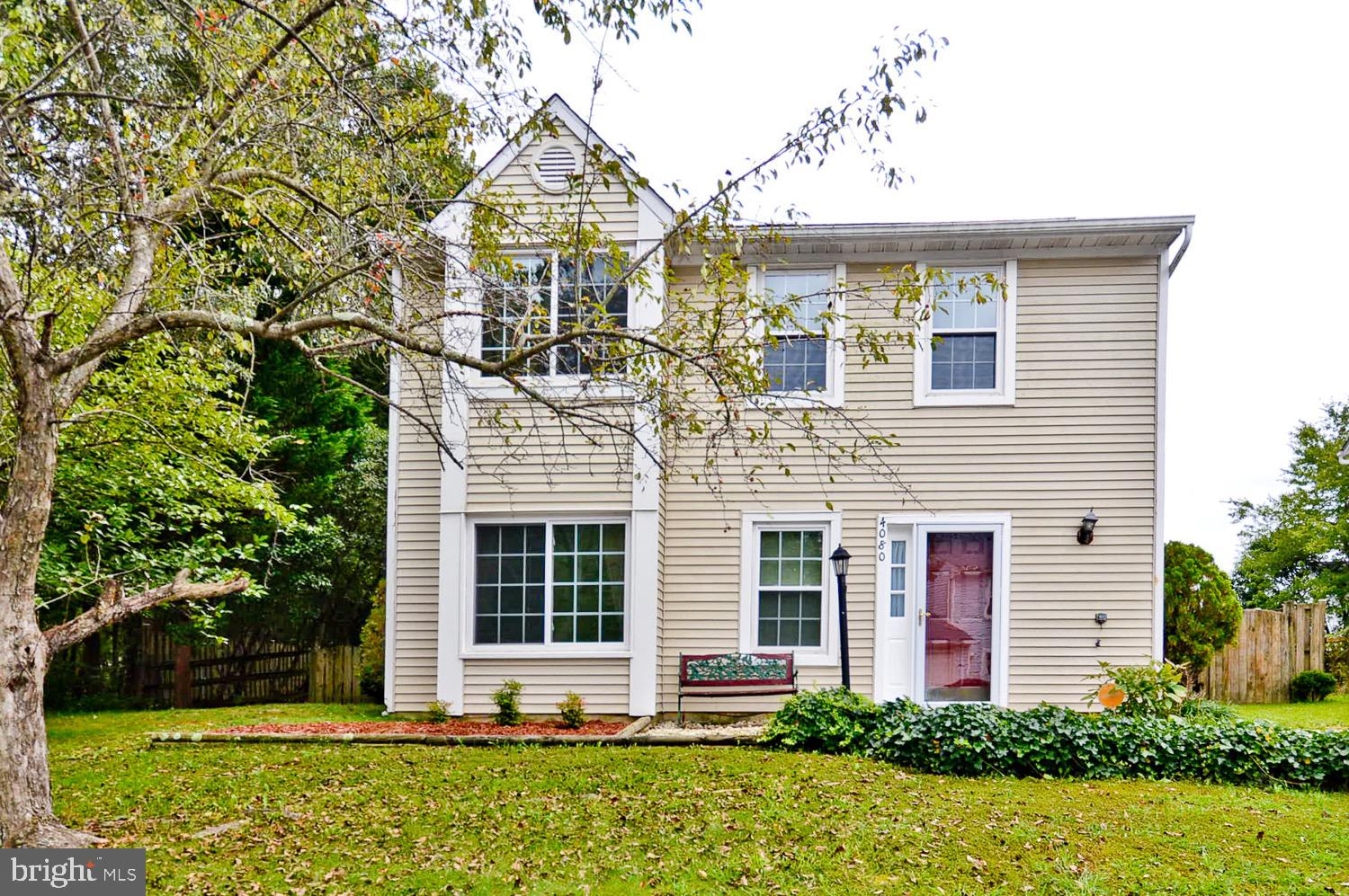 This 3-bedroom, 2.5bath single-family home is READY for you and your family.  New countertops, windo
