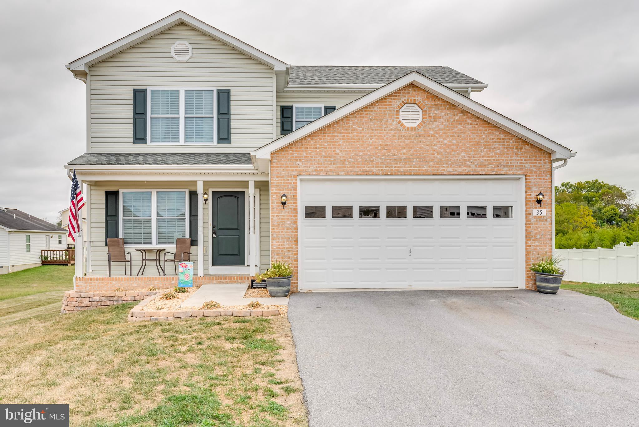 Gorgeous move in ready two story in the sought after Spring Hill subdivision. The open concept main