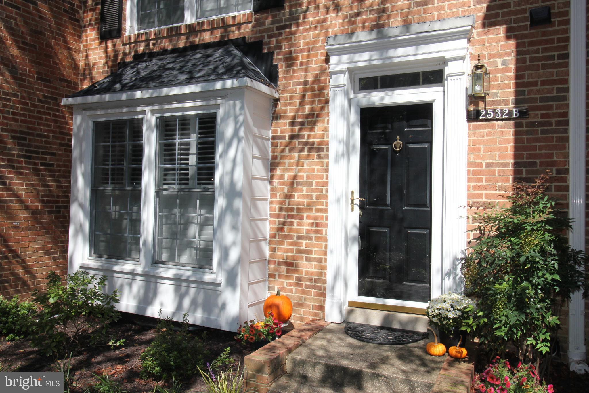 Offer deadline is Friday, September 25, 12:00 Noon.  Please see Bright Docs for helpful info for submitting.   Any offer must have lender pre-qual or proof of funds included in package; please submit entire offer package in one PDF.  Welcome to a fabulous 4 Bedroom/3.5 Bathroom Windgate II Town Home which has been beautifully updated with top-of-the-line finishes on all three of its spacious levels.  This  lovely home offers wonderful spaces for living, working, learning and gathering under one roof.  On the main level, you will find a spectacular chef's kitchen with large granite prep center, bar and seating area where you can  prepare and share fabulous meals together at home.  A light-filled family room adjacent to airy kitchen provides an open, spacious setting for gathering and relaxing comfortably.  French doors lead to beautiful enclosed patio offering  room for private outdoor living, relaxing  and entertaining. The sunny upper level has an en-suite Master Suite featuring a brand new luxury bath, two additional large bedrooms and a gorgeous marble hall bath with tub.   The lower level has been updated with a huge new granite bathroom and a large egress window so the main room can be used as an in-law suite with legal bedroom and an office. Additional amenities include large storage and hanging closets for all of your office supplies & life gear.  Beautiful hardwood floors were added on upper level and staircases.  All of these thoughtful details make living, working, learning here under one roof convenient and enjoyable. Windgate II is a quiet, pet-friendly community of brick townhomes, with a walkabilty score of 92.  It is only a 10 minute walk to Shirlington Village and a 15 minute drive to downtown DC.   Community amenities include pool, tennis courts, gazebo and multiple walking, biking  & workout trails.   You will love this beautiful home and community!