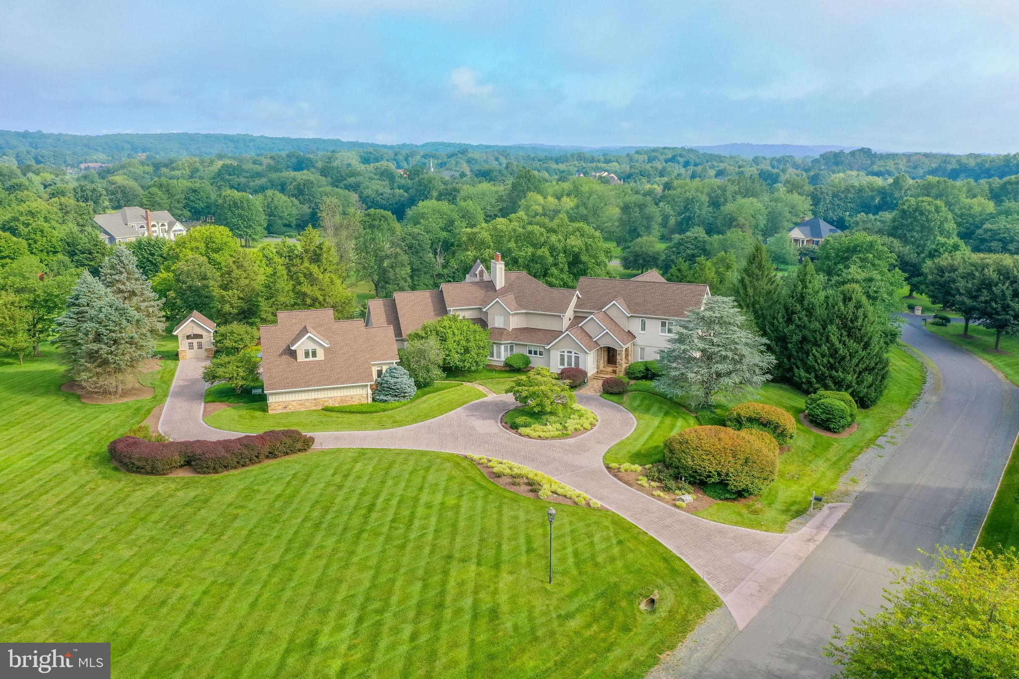 Welcome home to this stunning 5-bedroom luxury estate boasting approximately 10,800 finished square