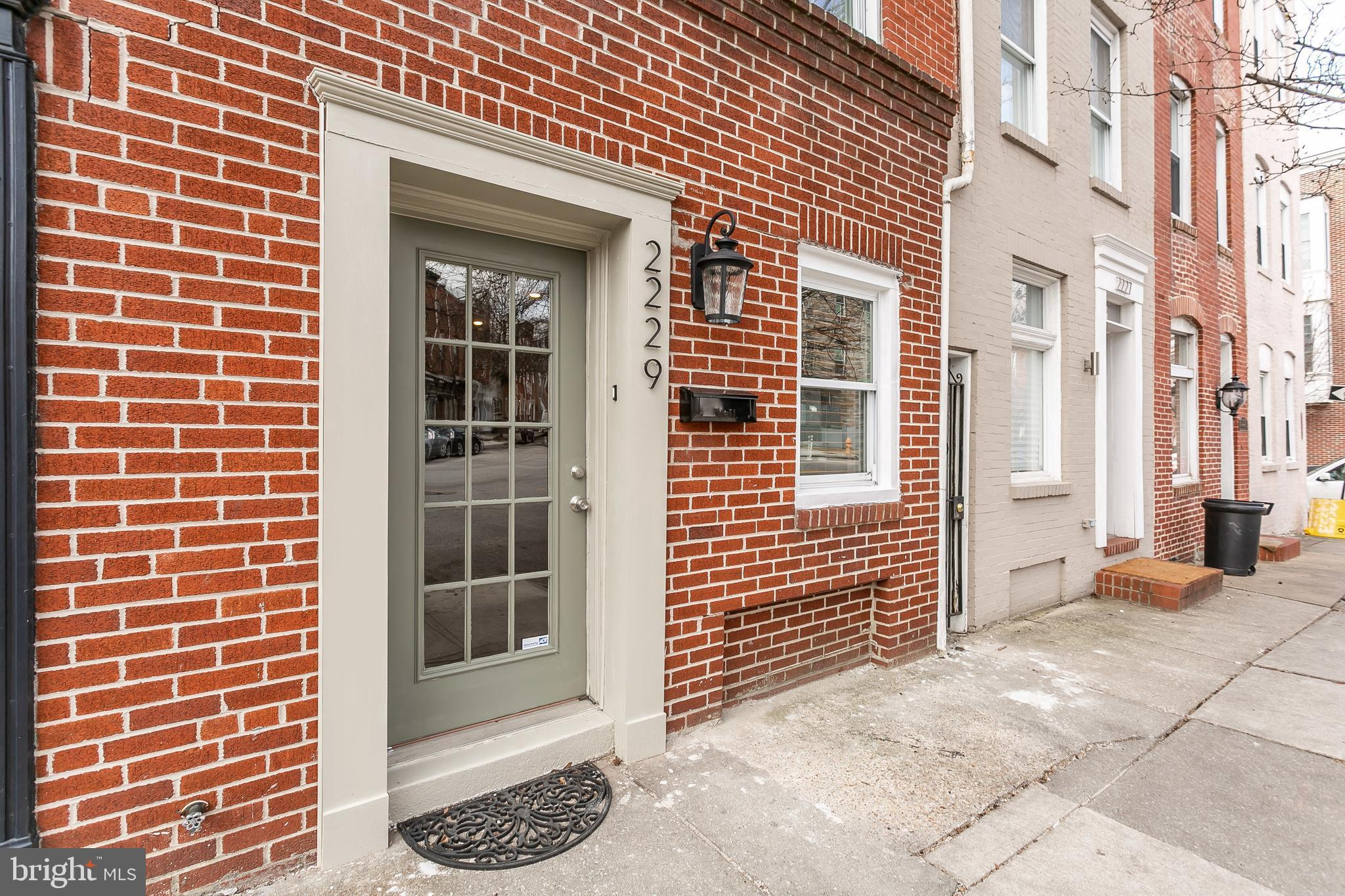 Three story open concept home blends modern convenience with historic charm! Perfectly situated betw
