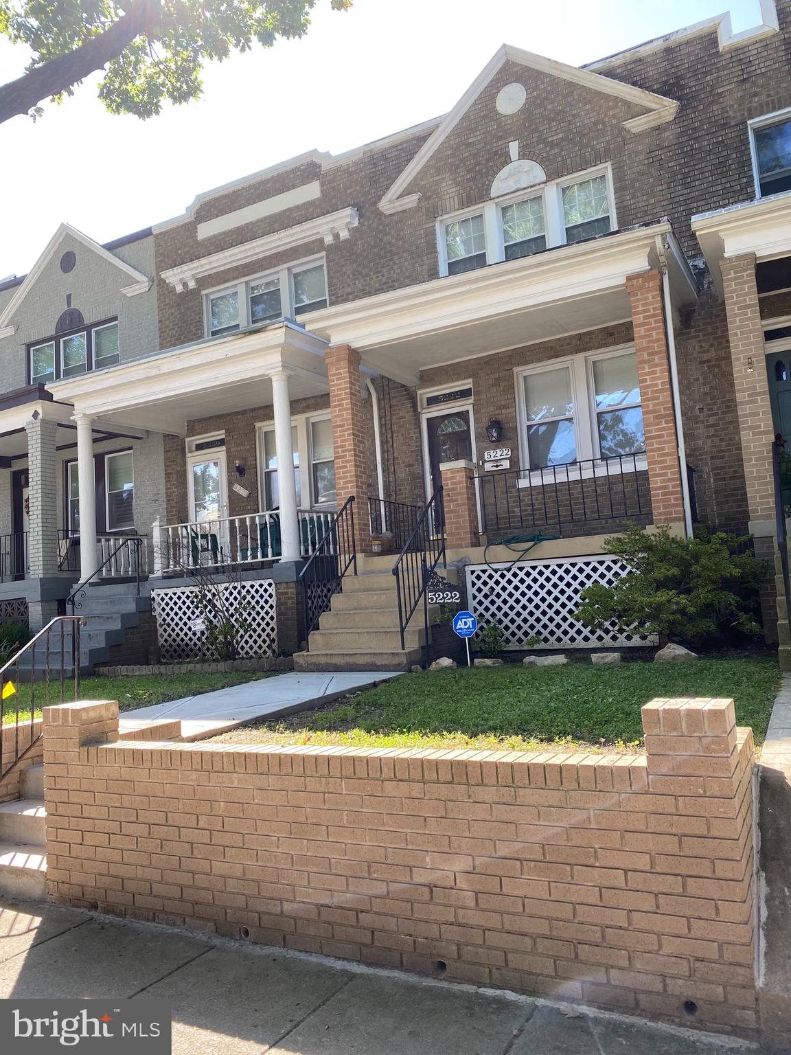This beautiful home is located in the Petworth neighborhood giving access to Takoma  & Georgia Ave -