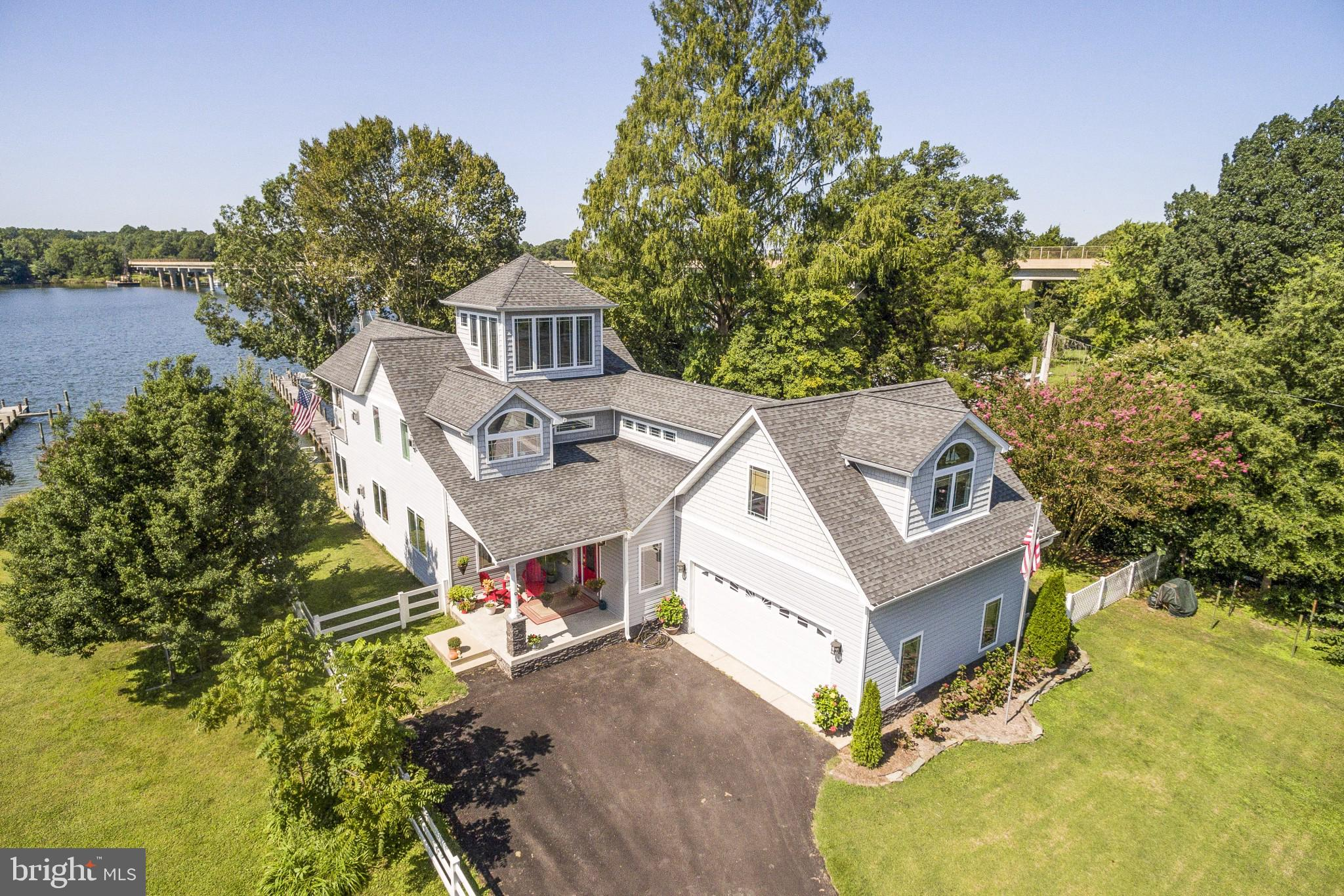 Waterfront luxury home has all the bells and whistles you are looking for both inside and out! Enjoy