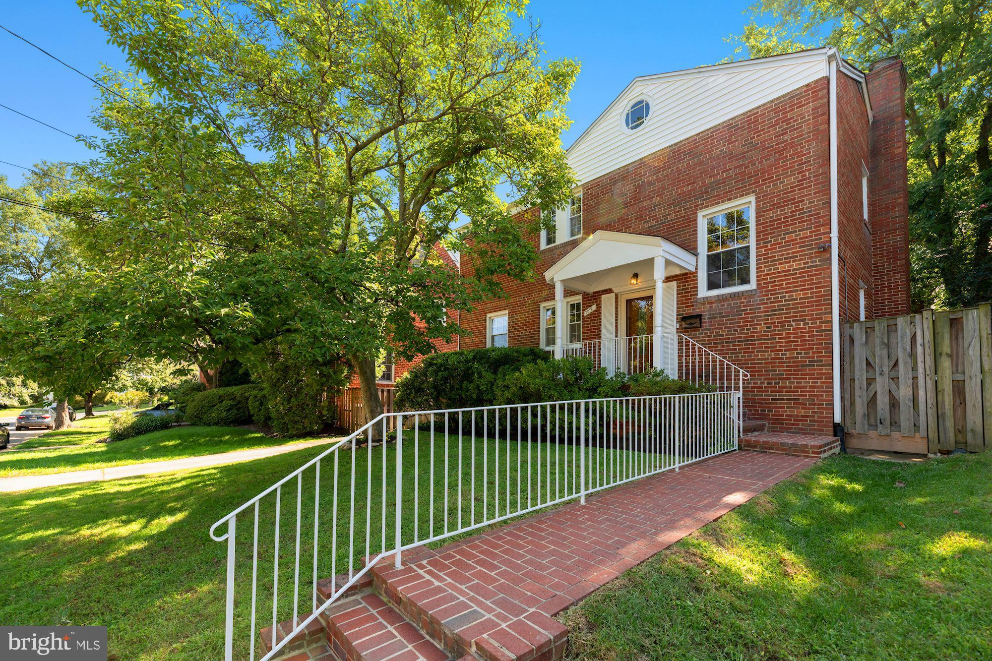 Updated 3BR 2FB in Chevy Chase DC, more details to come