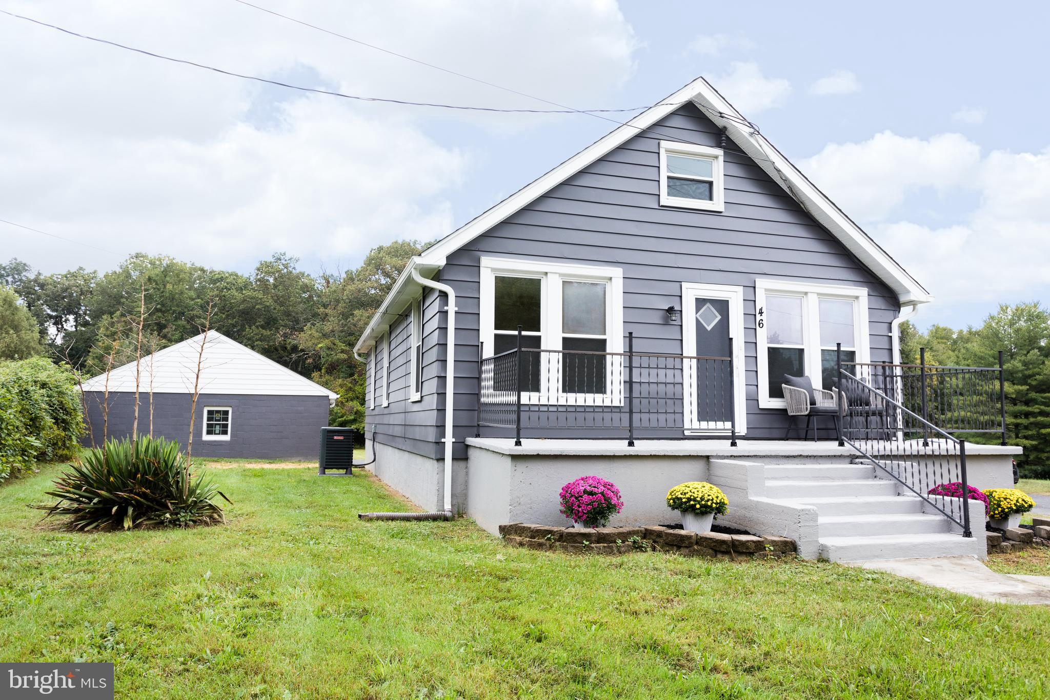 100% Financing available! Welcome home to this fully renovated home with 2-car detached garage! The