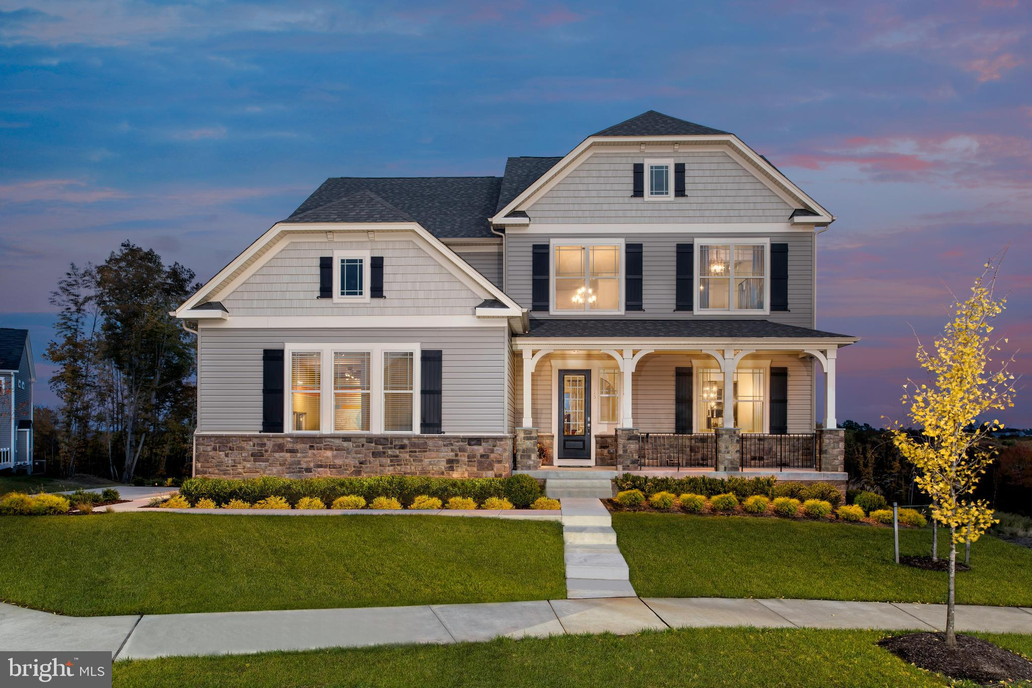 Gorgeous DreeSmart energy efficient open concept builder's model home with smart home technology.  T