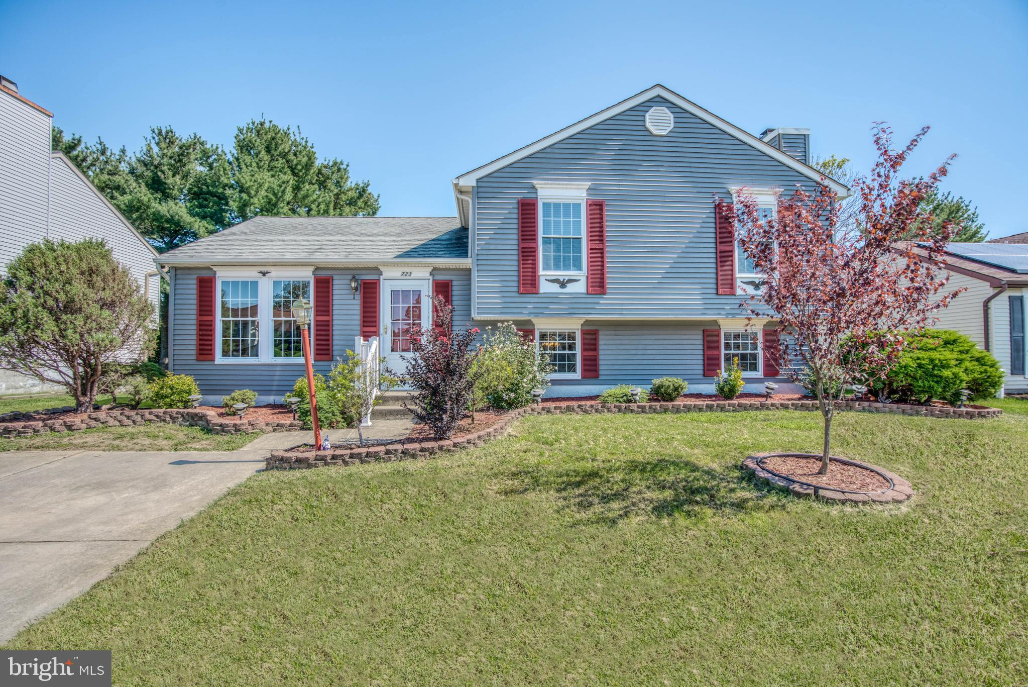 Welcome Home to this Beautiful 4 Level Split featuring 4 Bedrooms, 2.5 Baths.  Lower Level Family Ro