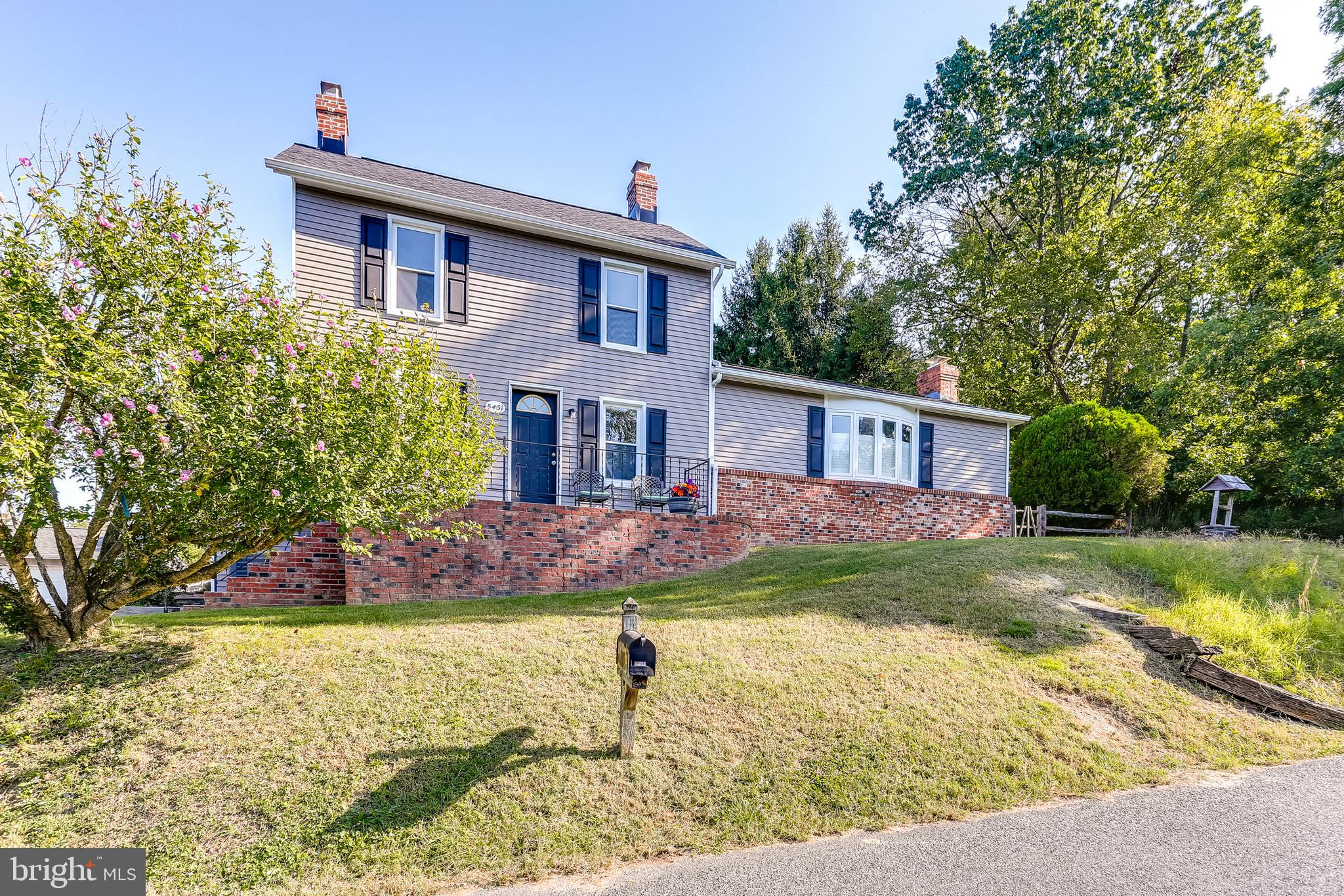 Welcome to 5431 Hines Farmhouse! This charming and cozy 3 acres, 3BR/1.5BA home is tucked away on a