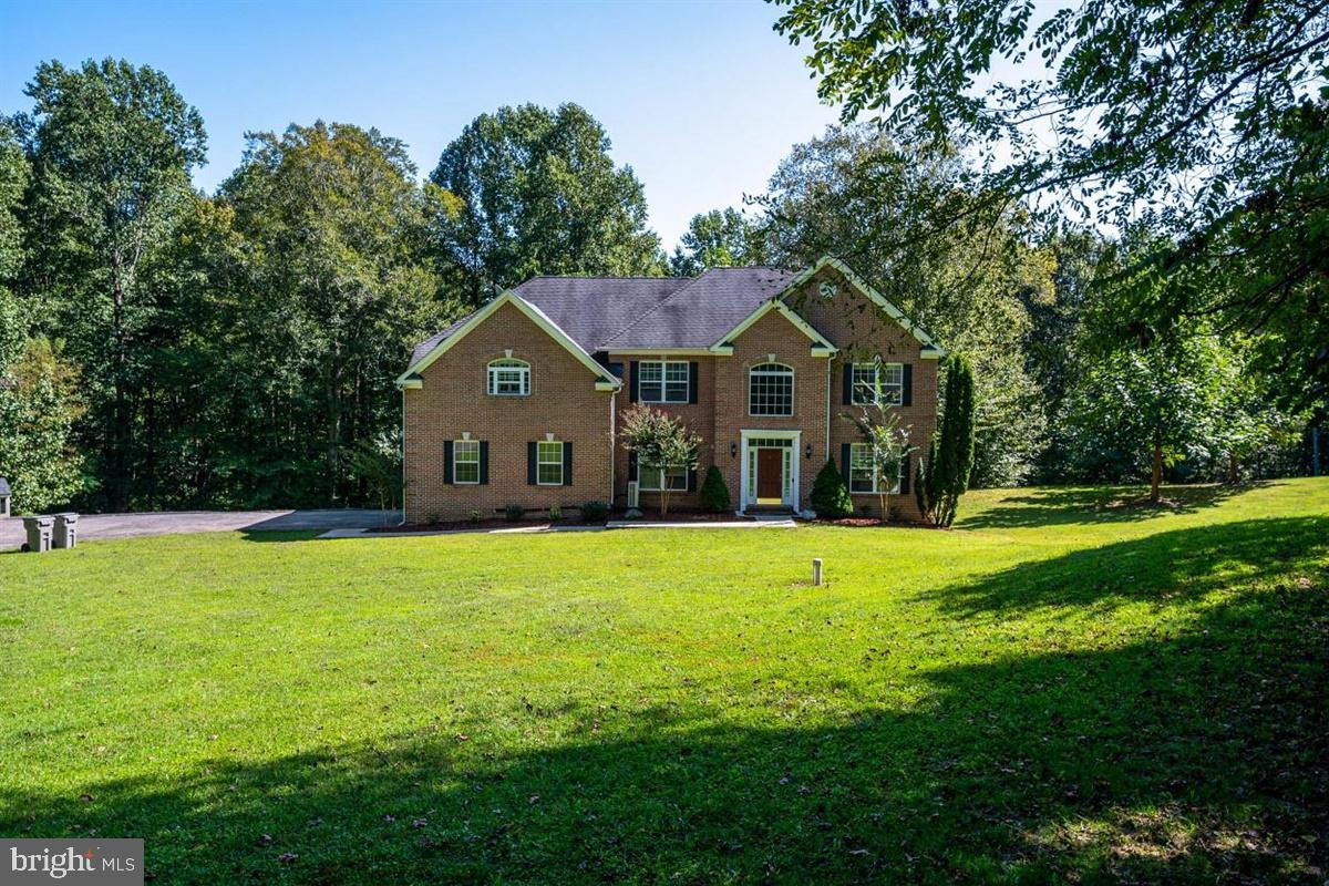STOP YOUR SEARCH!! LARGE, CUSTOM BUILT HOME ON AN INCREDIBLE BUCOLIC LOT THAT FEATURES PLENTY OF OPE