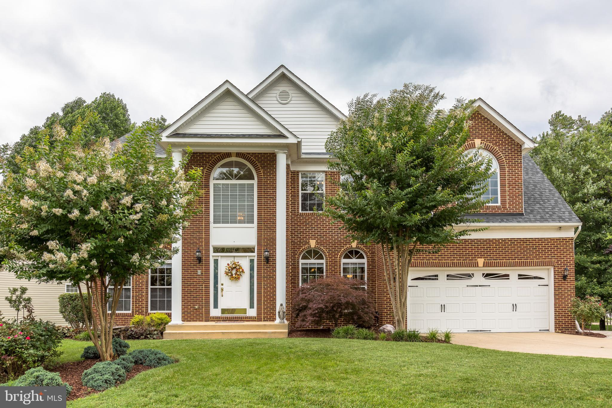 Once in a lifetime opportunity to own one of the largest homes in the subdivision. This home offers