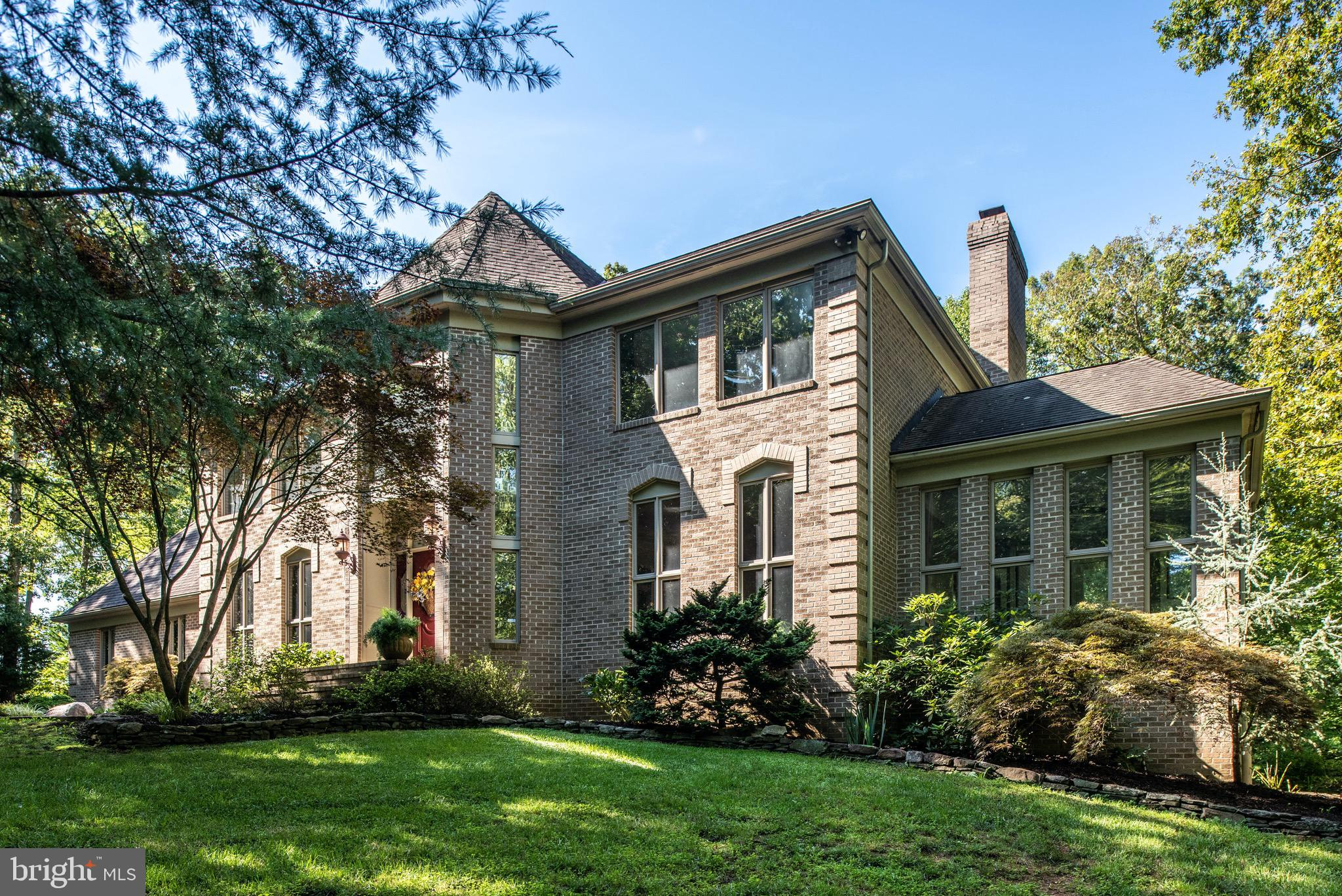 Welcome to 27 Rocky Run Road, a custom built, sophisticated Estate just minutes from Lake Mooney, I-
