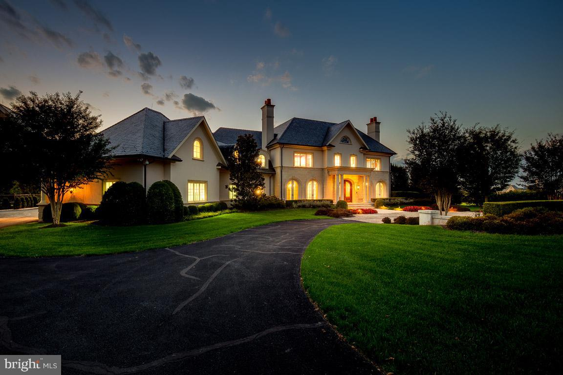 Nestled within the gates of the exclusive, award winning Creighton Farms community is this one of ki