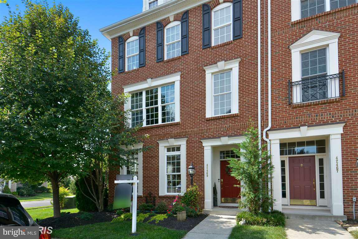 ** INVESTMENT PROPERTY or FUTURE MOVE-IN**  Current lease ends July 2022.   STUNNING end unit! Easy