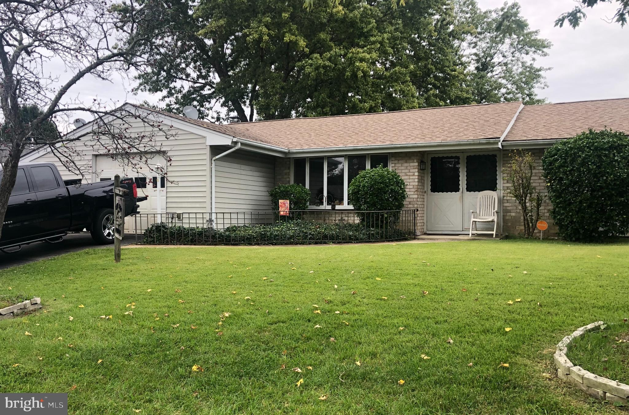 WONT LAST LONG -- INCREDIBLE OPPORTUNITY to get into a one level home with refreshing in ground pool