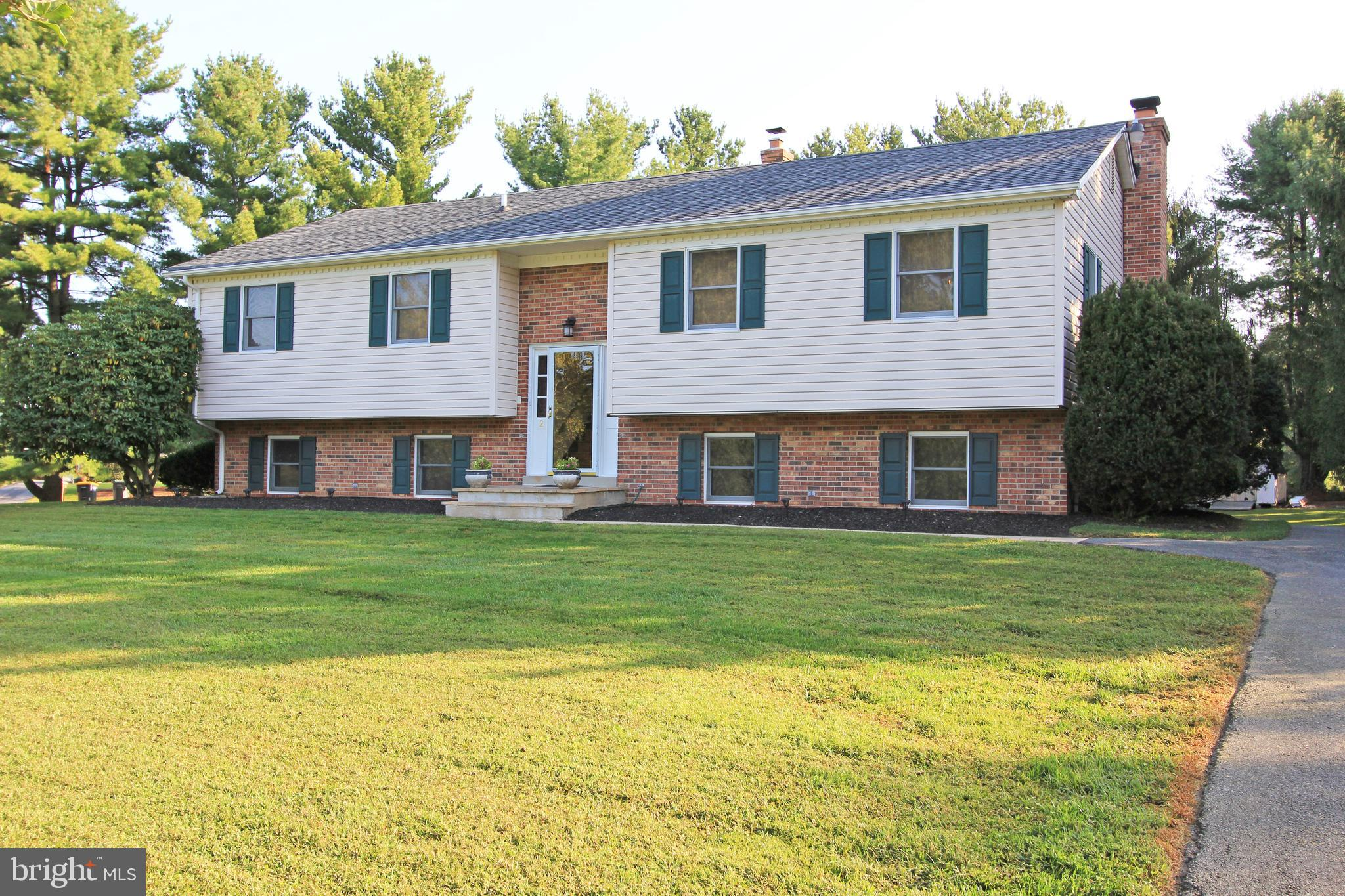 Pack your bags and move into this beautiful renovated raised ranch. This RC Peoples home is situated