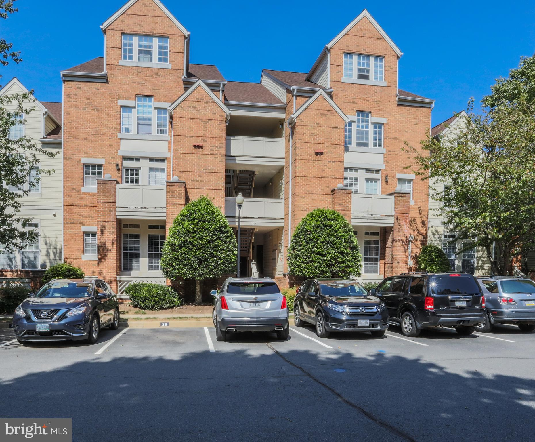 A wonderful place to call home! Nicely updated condo in sought after Reston. Minutes from Reston Tow