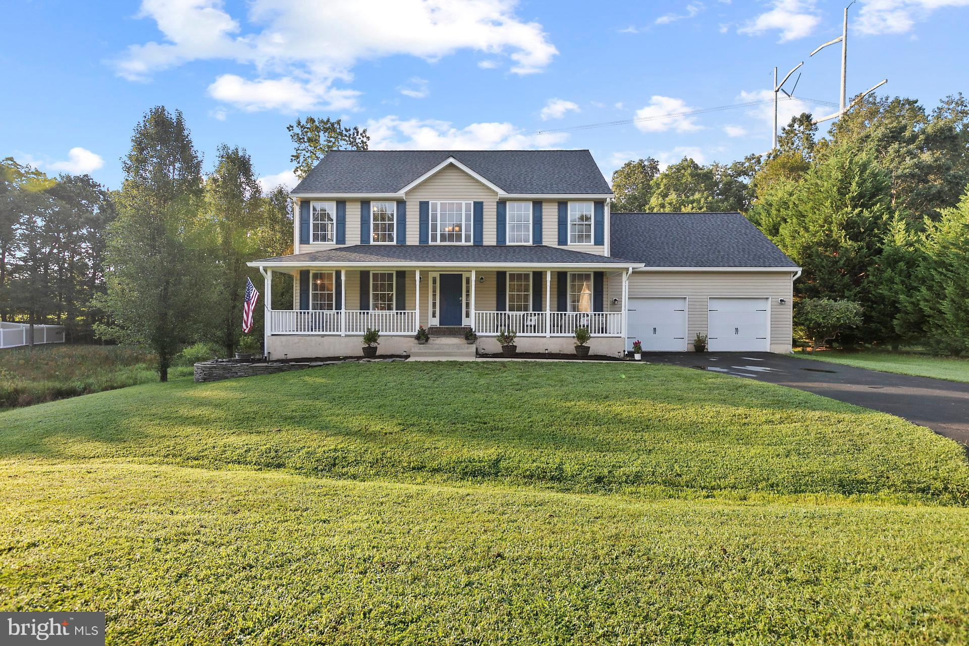 Beautiful 5 Bedroom 3.5 bath Colonial on a finished basement.  Updates include new roof with transfe