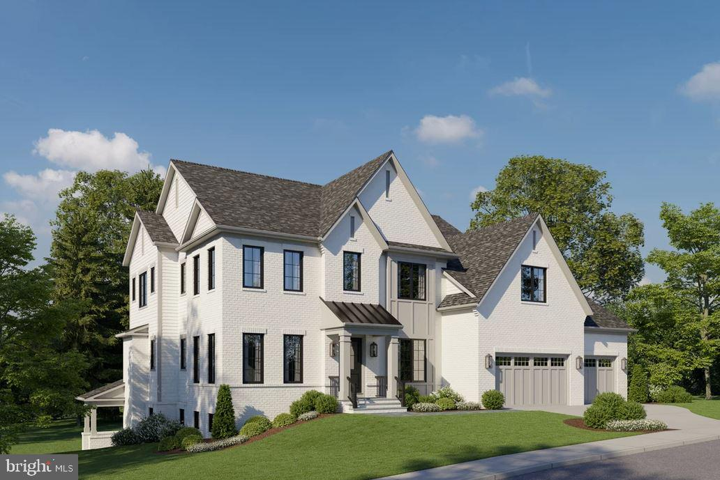Cherry Hill Custom Homes presents this gorgeous new custom home to-be-built in sought after Crescent