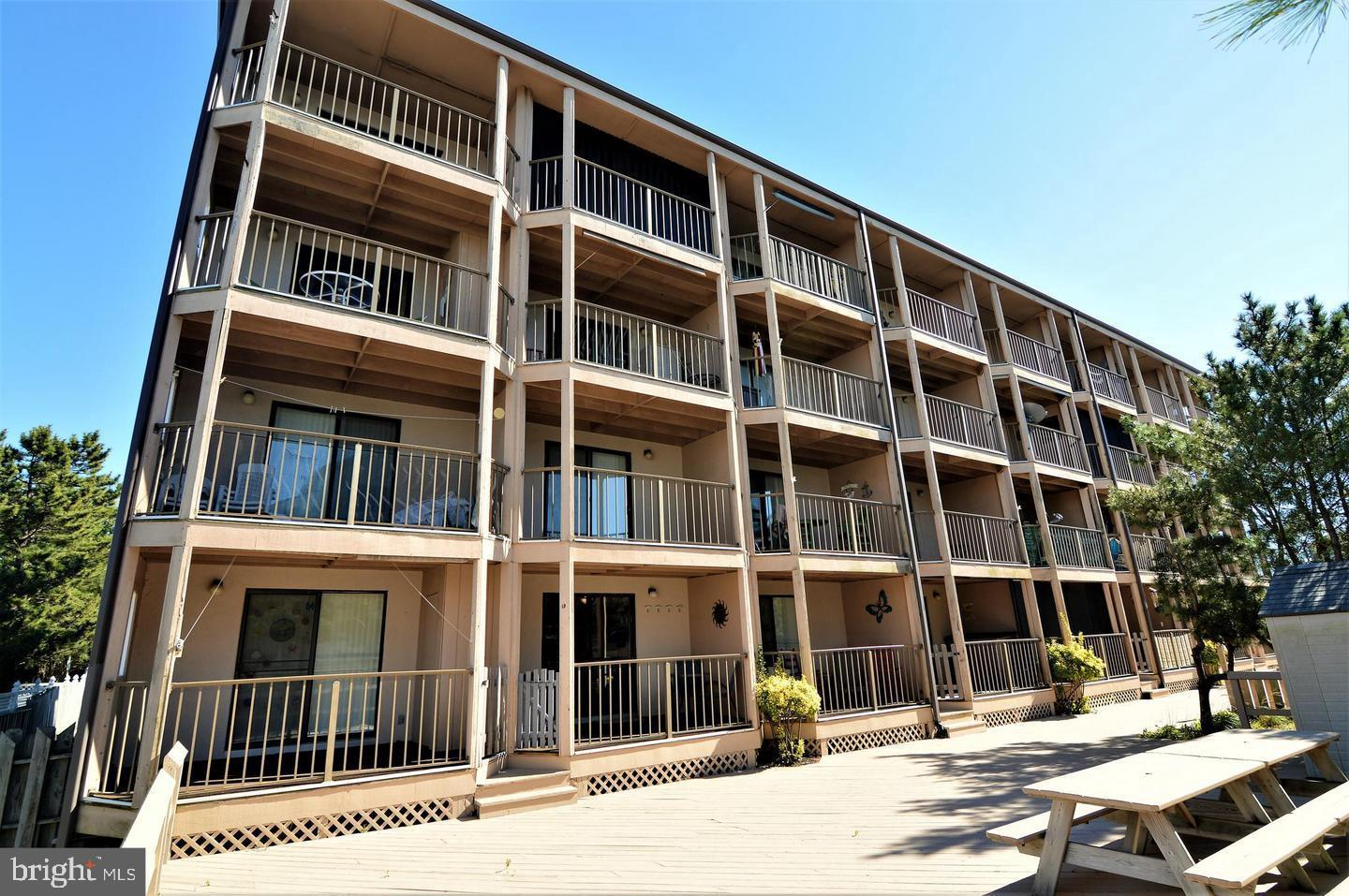 Looking for a beach property in an unbelievable location for a great price? Check out this Jamaica Bay condo located off 33rd st. bayside within walking distance to everything!! 3 blocks to the beach. 6 Blocks to the world famous Ocean City Boardwalk!! Short walk to Mini Golf ,amusement park , nightlife, shopping and restaurants. Nice quiet private balcony !! Enjoy the beautiful pool on those hot summer days. This has been the current owners private get away for years and now it can be yours to enjoy!! Sold turn key fully furnished .Front loading washer and dryer.  Low association fee's include all exterior maintenance, insurance, trash, water usage, pool, parking and reserve fund . Would also make a fantastic rental!1  Better schedule your private showing ASAP before it is sold!! Call today!