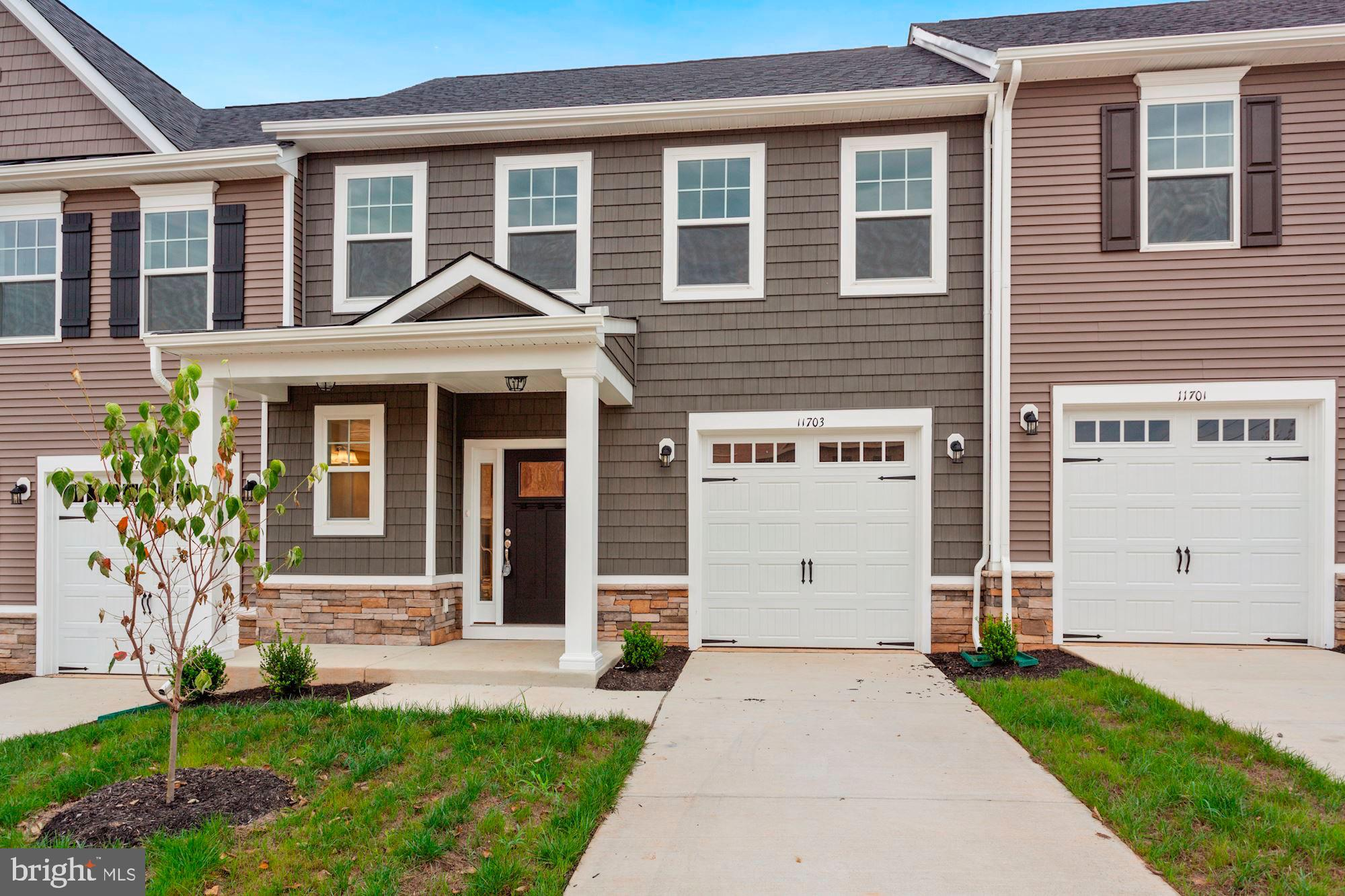 """Fabulous New 55+ Community just minutes from """"Everything Fredericksburg""""! You will LOVE our new Boutique Community. We have Open, Modern, """"Main Floor Living"""" Floorplans that appeal to everyone! We only have 45 Home sites so you will need to make an appt sooner than later! Our Dogwood model is 1760 square feet. Every inch is usable and makes sense! This home is to deliver in December 2020. Our standards include: Stainless Steel Appliances, Gas Heat and Cooking, Gas Fireplace, Ceramic Primary Bath flooring and Shower, Granite Counters in the Kitchen , the list goes on! JGH Building & Consulting has a reputation for attention to detail, you will notice the difference when you tour our homes! https://carmichaelphotovideo.gofullframe.com/ut/Salem_Church.html"""