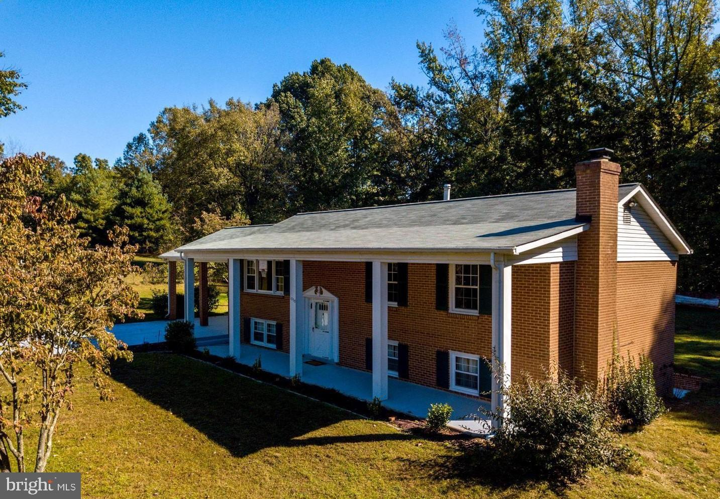 Welcome to Lord Cecil Hills , 2700 SF all brick split level located on  3.4 acres, plenty of space i