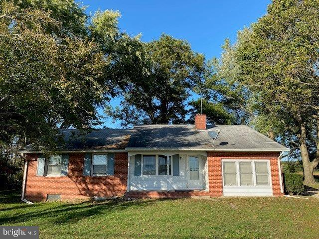 Close to downtown Centreville and next to Queen Annes County High School, this 3 bedroom, 1 bath hom
