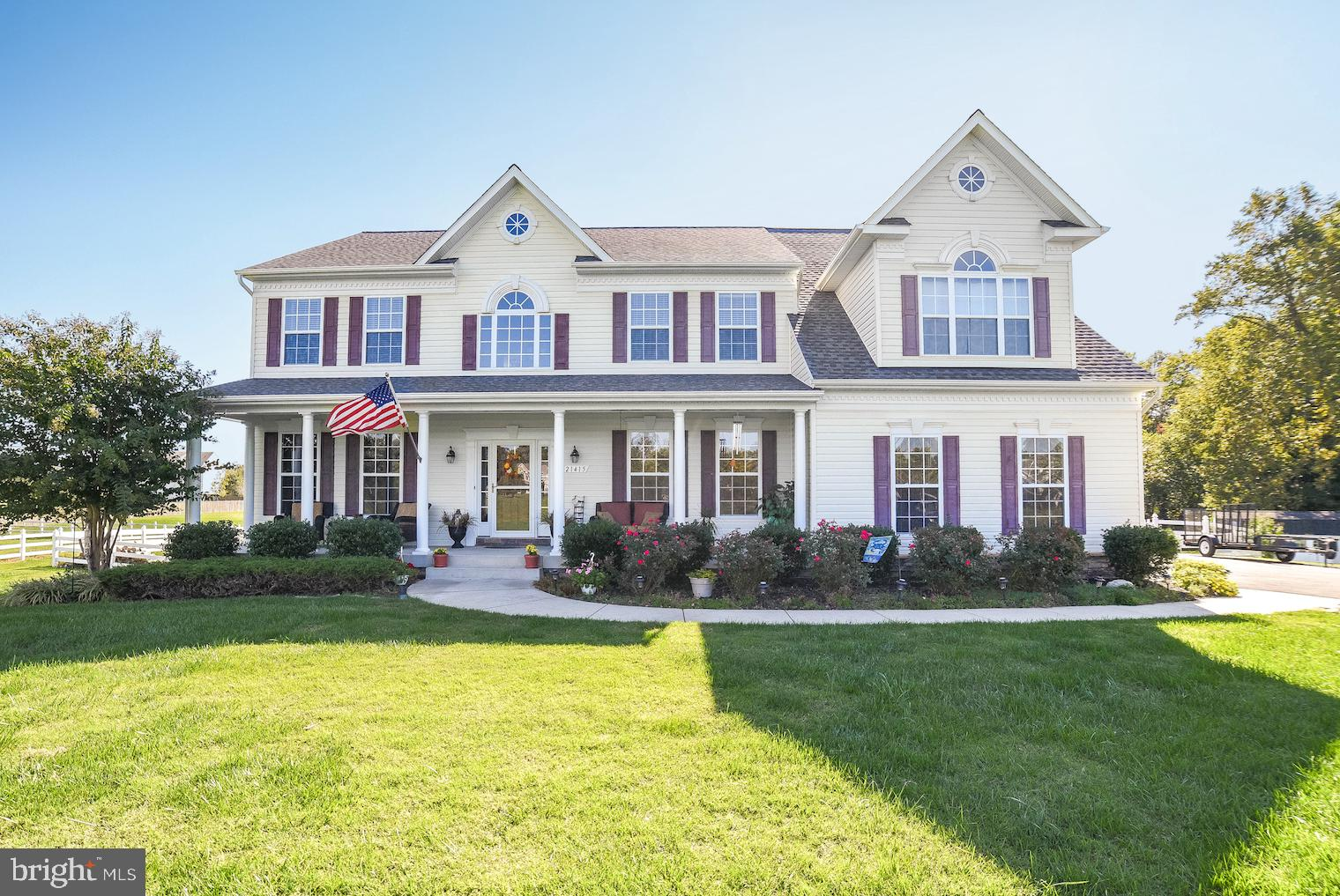 Absolutely move in ready colonial in our sought after Leonardtown Farms community.  What a beautiful