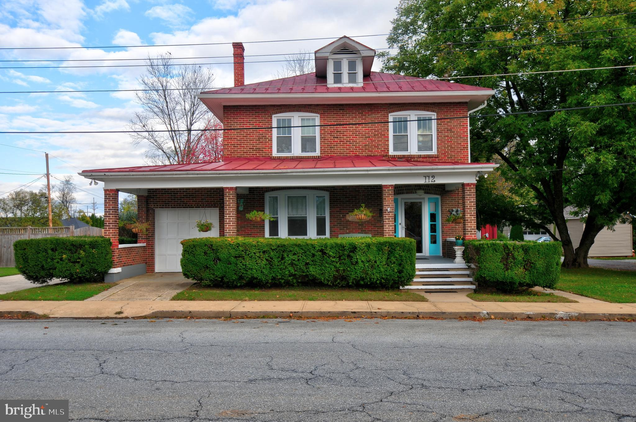 This Amazing all Brick 1926 Colonial Home is ready for new owners, Its been loved and cared for by t
