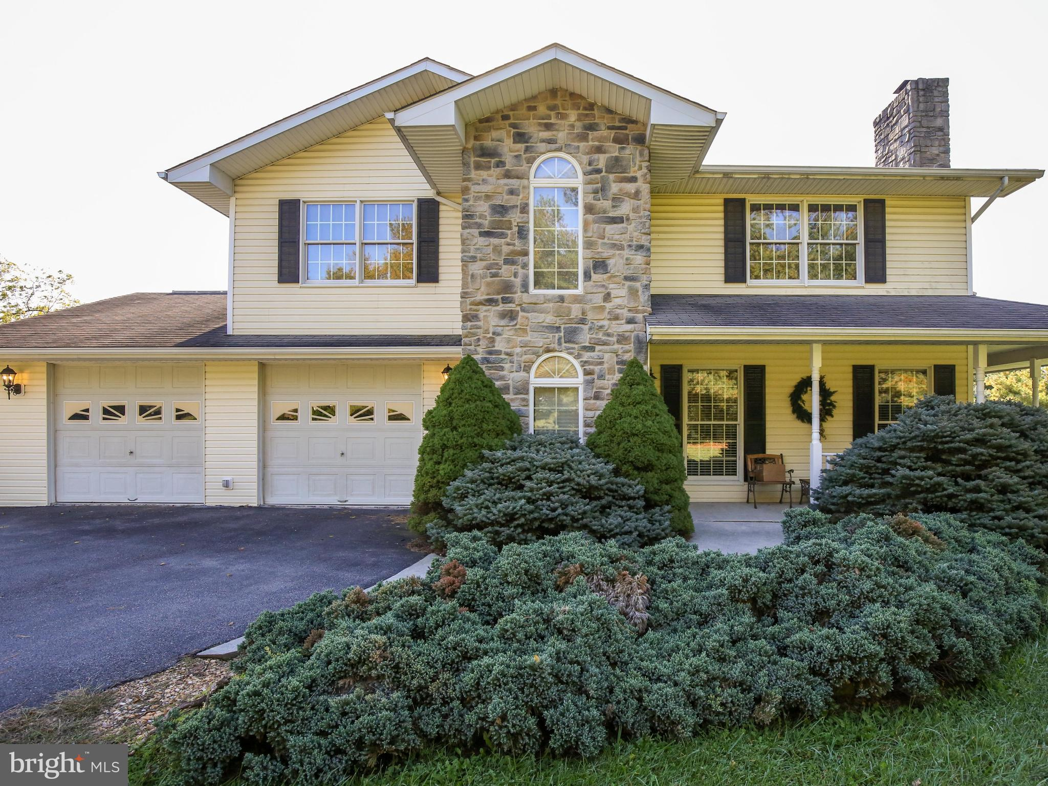 The home! The setting! The pool! Rare opportunity to own a beautiful custom built colonial with IN G