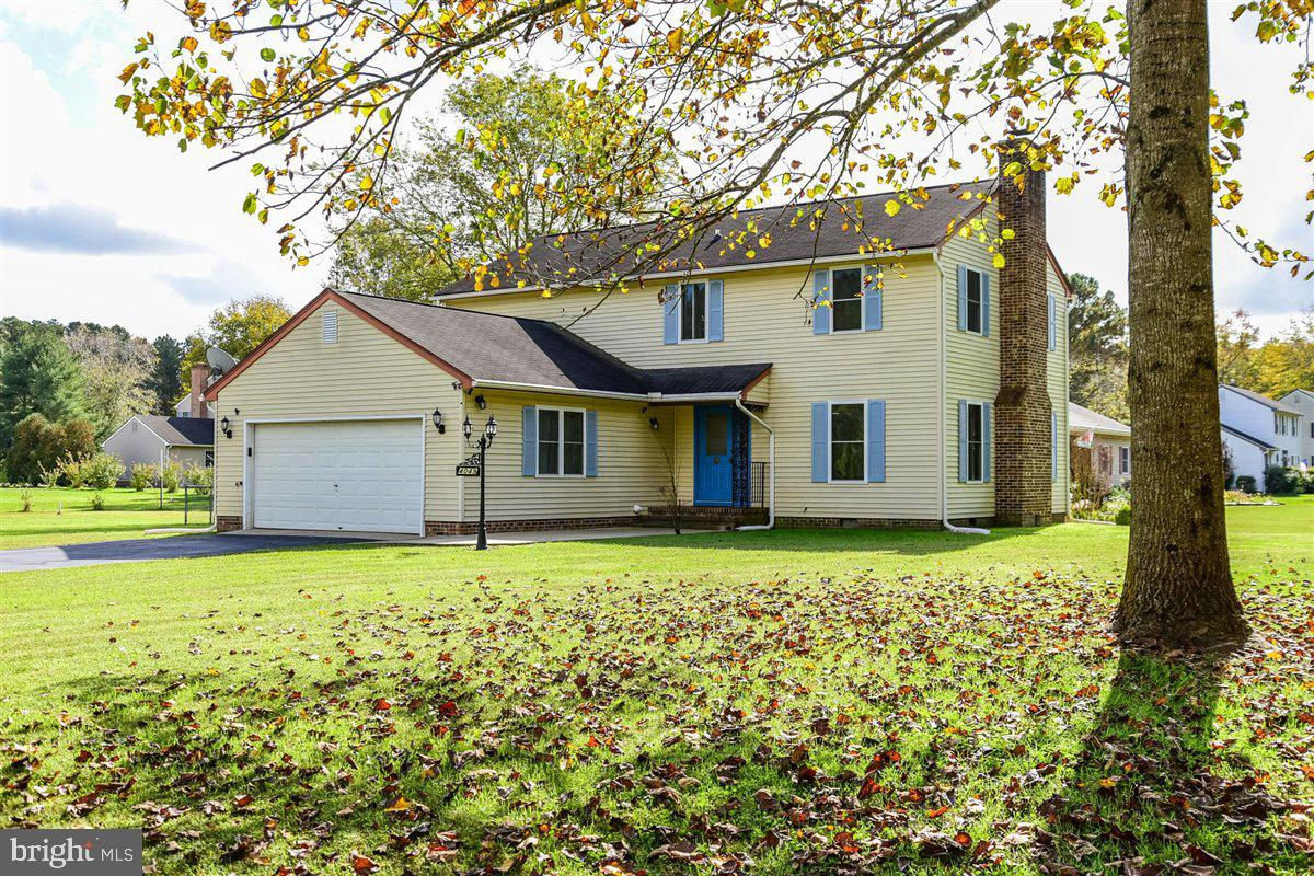 So many amazing details with this 4 bedroom, 2 and 1/2 bath home. Located on the East side of Salisb