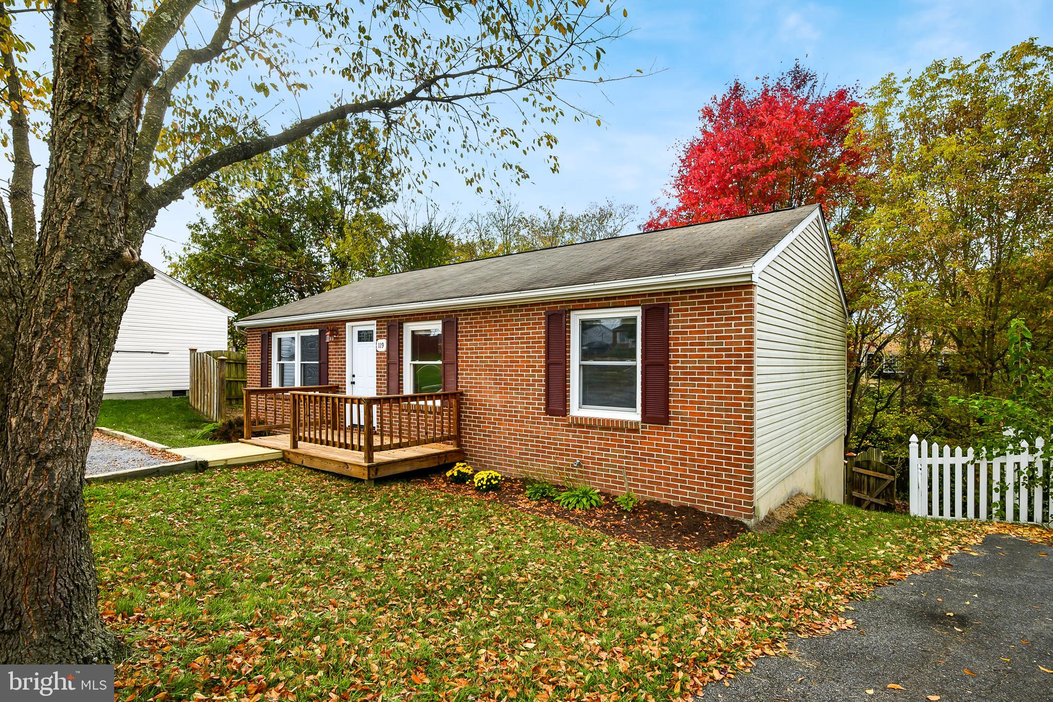 A Commuter's Dream! Amazing location,  Close to Historic Downtown Winchester, Route 7 and Route 50.