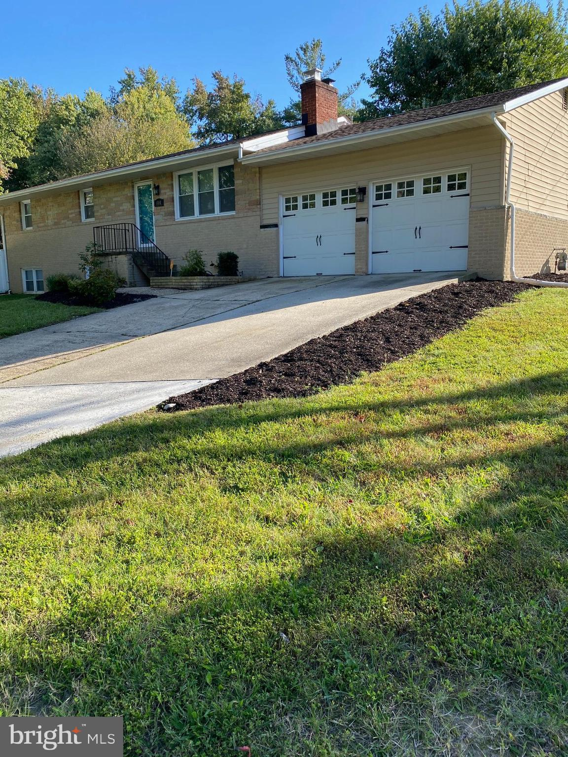 Beautiful Corner Lot located on a semi-private dead end street! Home is just a few blocks away from