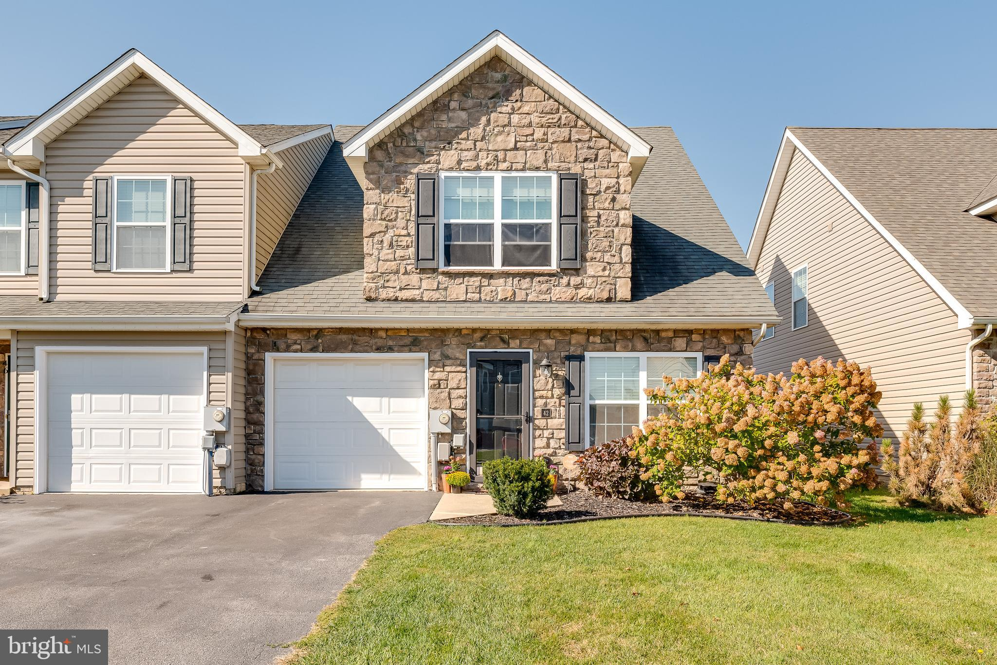 This 3 bedroom 3.5 bath townhome has been beautifully maintained. You have master suites on both the