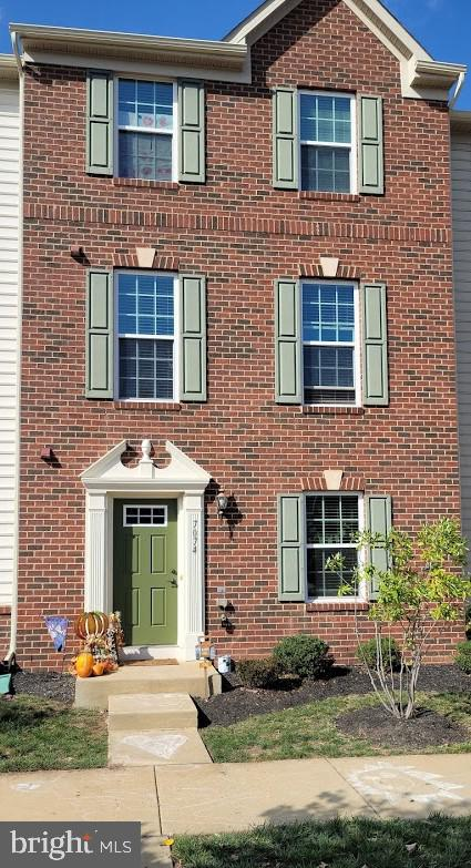 This stunning three level townhouse has a two-car garage and provides convenient access to I66 and R