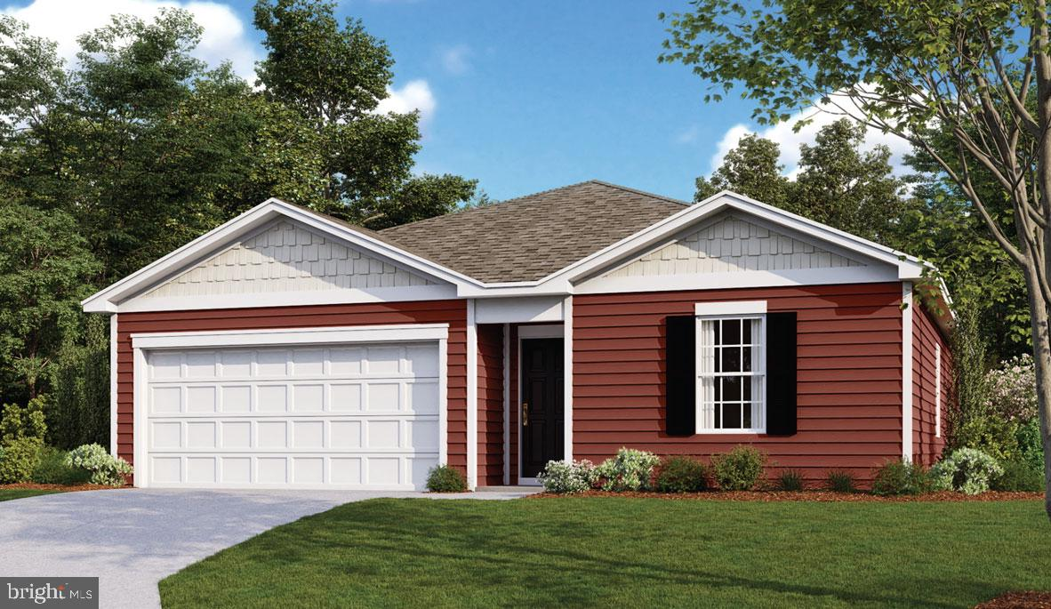 Affordable, first floor living at its finest! The Freeport is a thoughtfully designed home with four