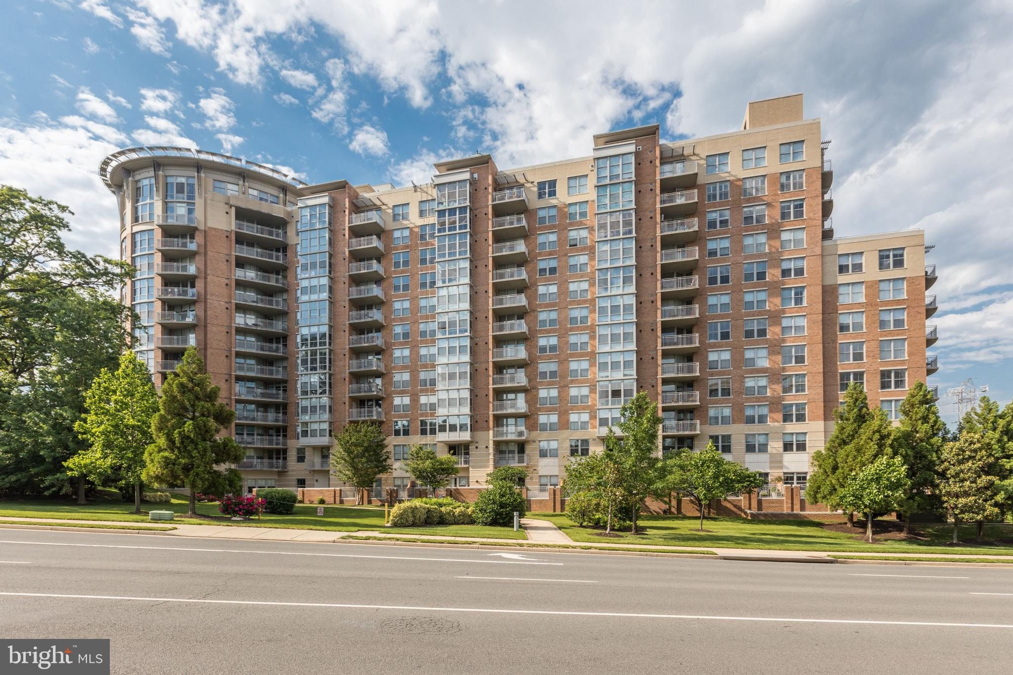 Exquisitely styled, this opportunity offers a very rare tower unit across from Reston Town Center. T
