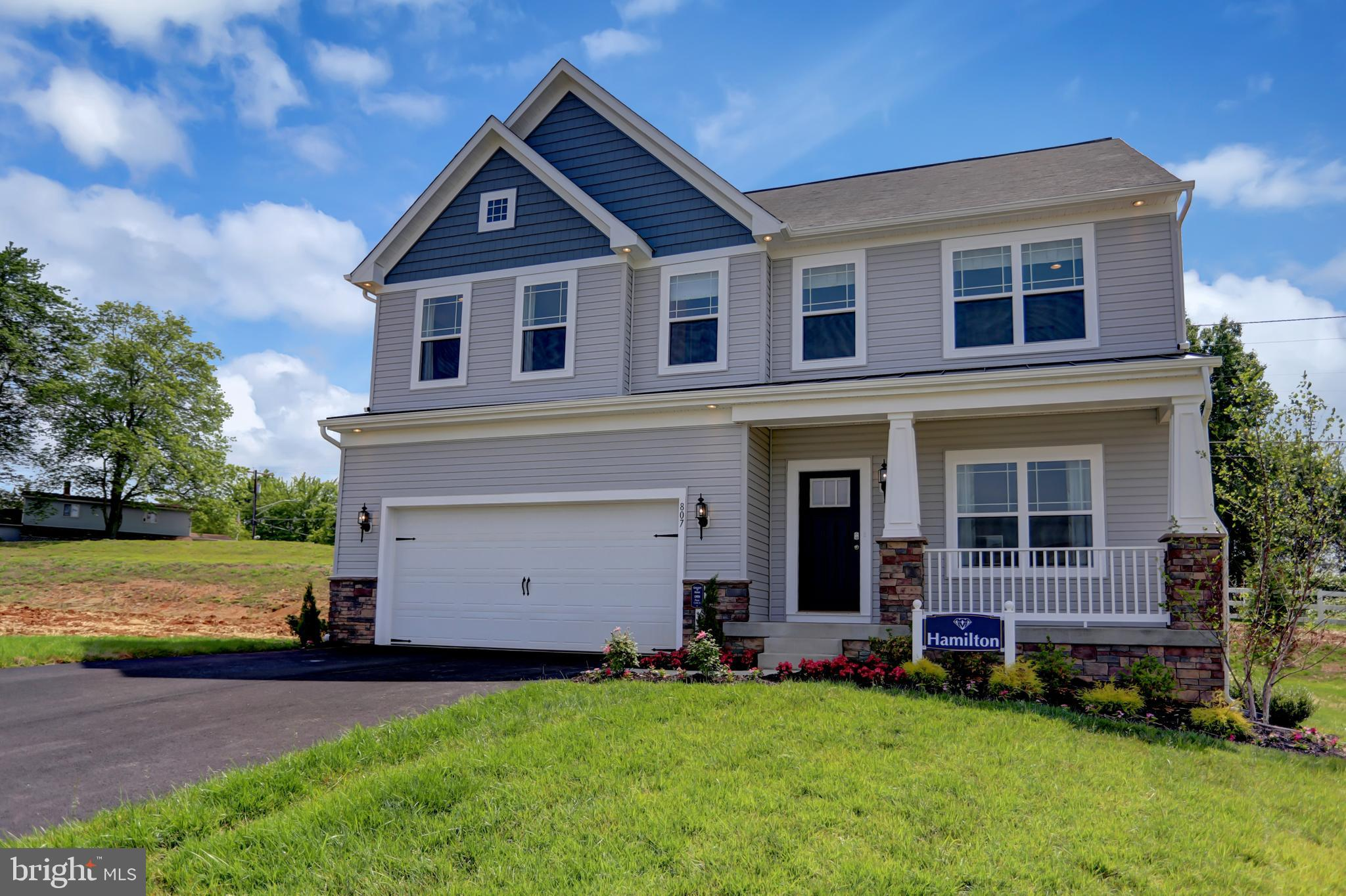 Gemcraft Homes to be built house in Abingdon.  Many floor plans to choose from.  Starting in the hig