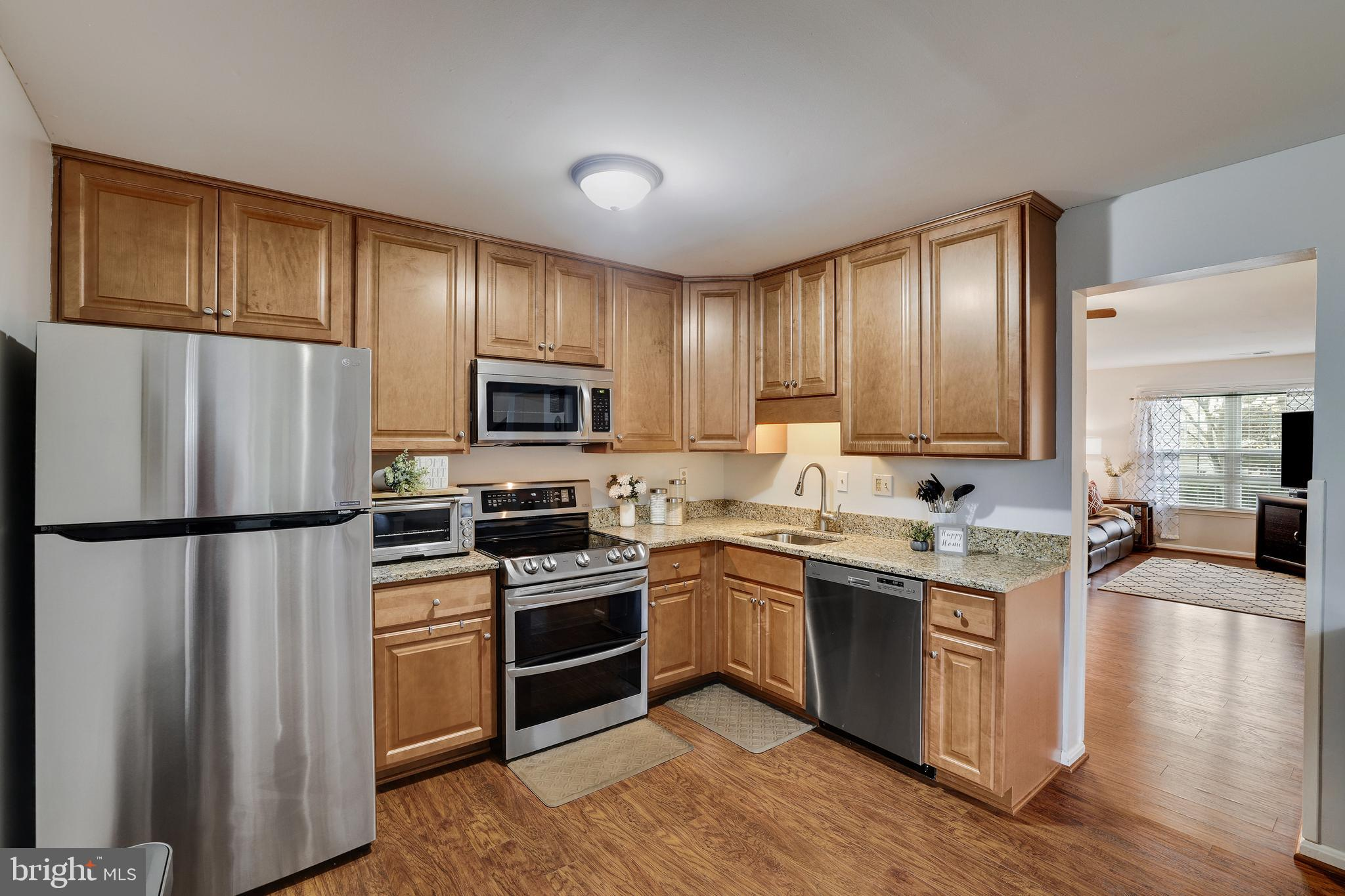 Check out the live action video!  https://perfecthomephotography.com/20279vt/i_fp Awesome Crofton Community of Bancroft! **3 Bedroom/2 Bath Townhome** FULLY RENOVATED kitchen featuring Stainless Steel Appliances, Granite counter tops and luxury vinyl flooring** Updated bathrooms are fresh and clean with newer vanities, mirrors and lighting. This home is freshly painted, modern and crisp and move in ready! Spacious rooms, and ample windows for enjoying Fall views**Beautiful lighting and beautiful floors**Great central location means easy commuting**Thriving Crofton Community within walking distance to library, restaurants and shopping** This Gem offers a versatile floor plan so you can create YOUR dream space. **Ample room for large furniture pieces (not easy to find)**Backs to common area for quiet relaxation in fully fenced private yard with patio** **Covid 19 protocols required: Masks, gloves and booties required during showings-no exceptions. No more than 3 people in property at one time. Open House Saturday, 11/7/2020 from 1-3:00.