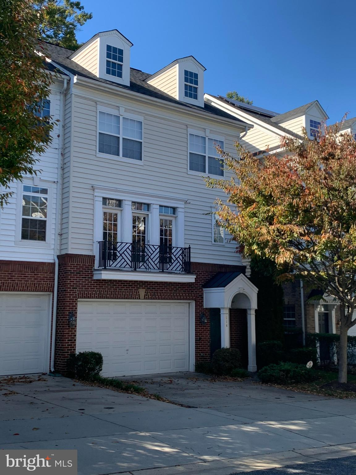 Landover's best kept secret- where this gorgeous 3-level, 3-bedroom, 3.5 bath townhome is immersed w