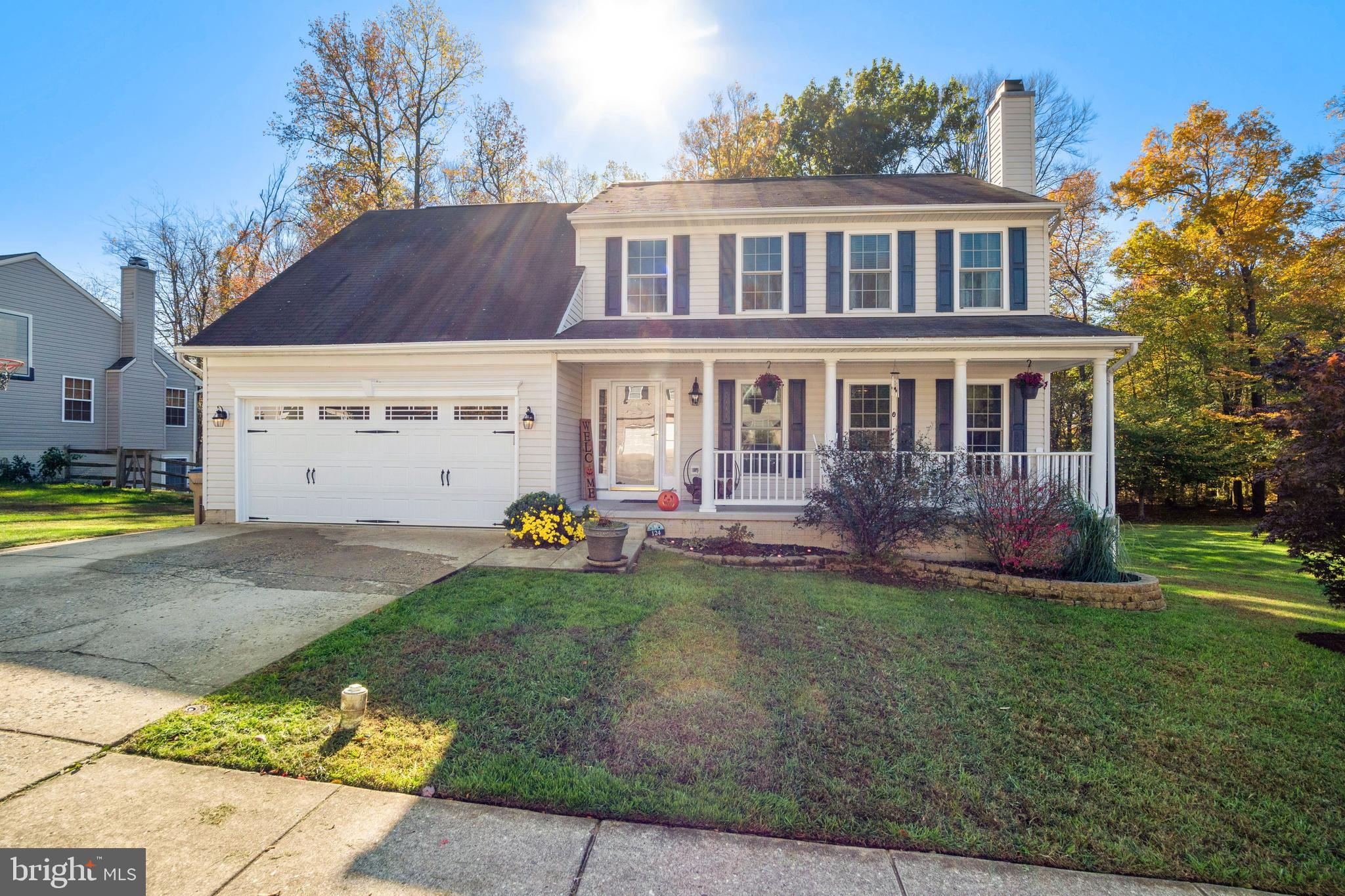 Beautiful 4 bedroom 2.5 bath colonial in Colonial Ridge!  This home is incredibly well maintained an