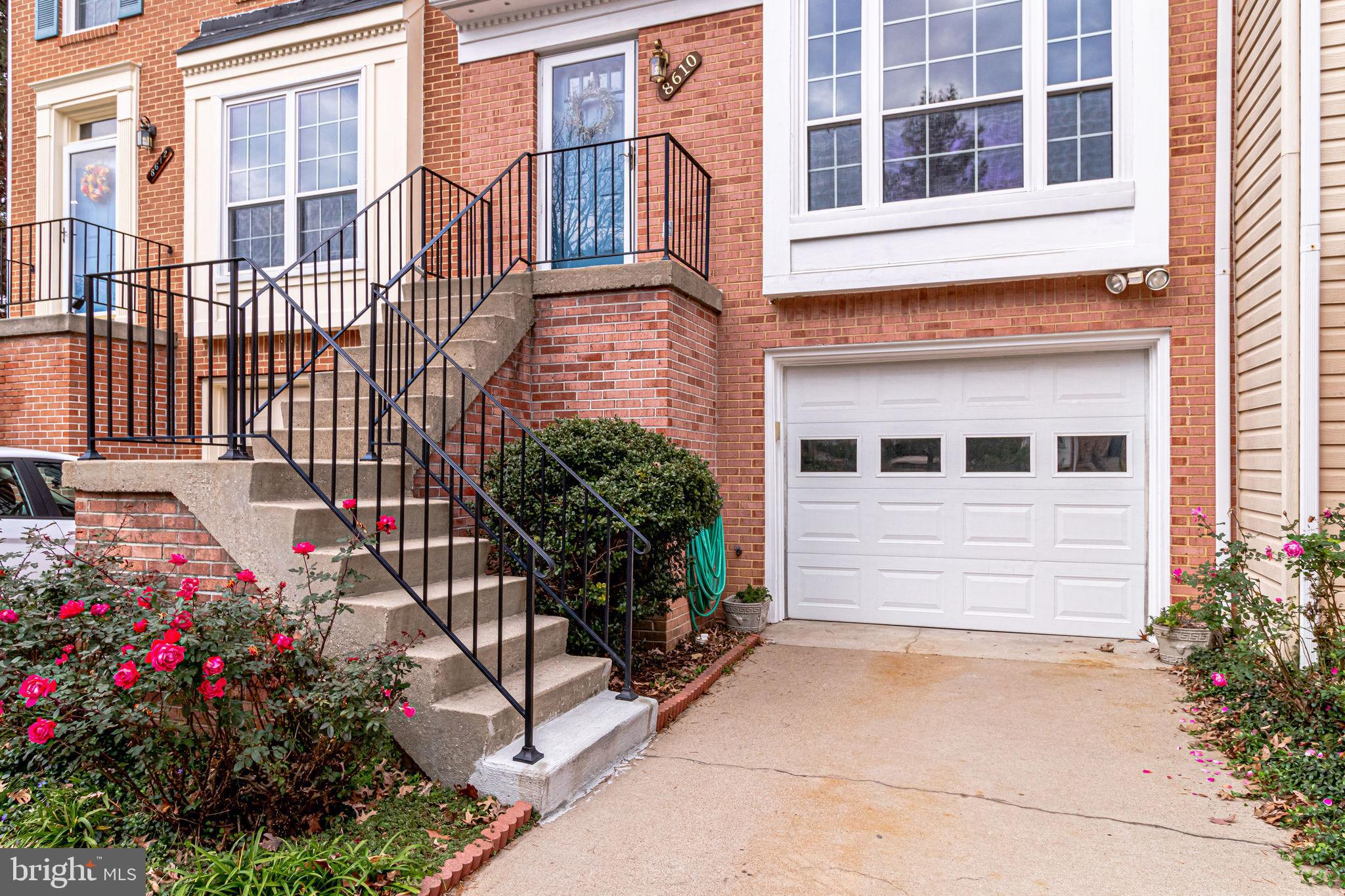 Charming & Rare!  This sought-after development features a beautiful 3 level, 3 bedroom, 2 full/2 ha