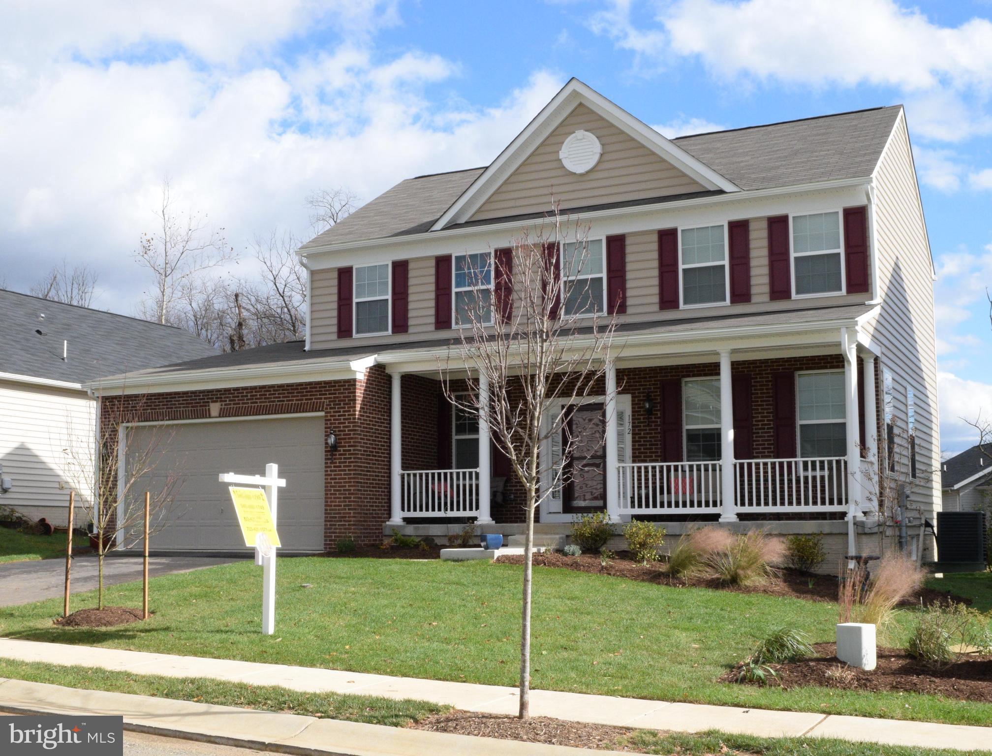 bACK ON THE MARKET! Buyer had financing issue. This year, give yourself the gift of a new build home