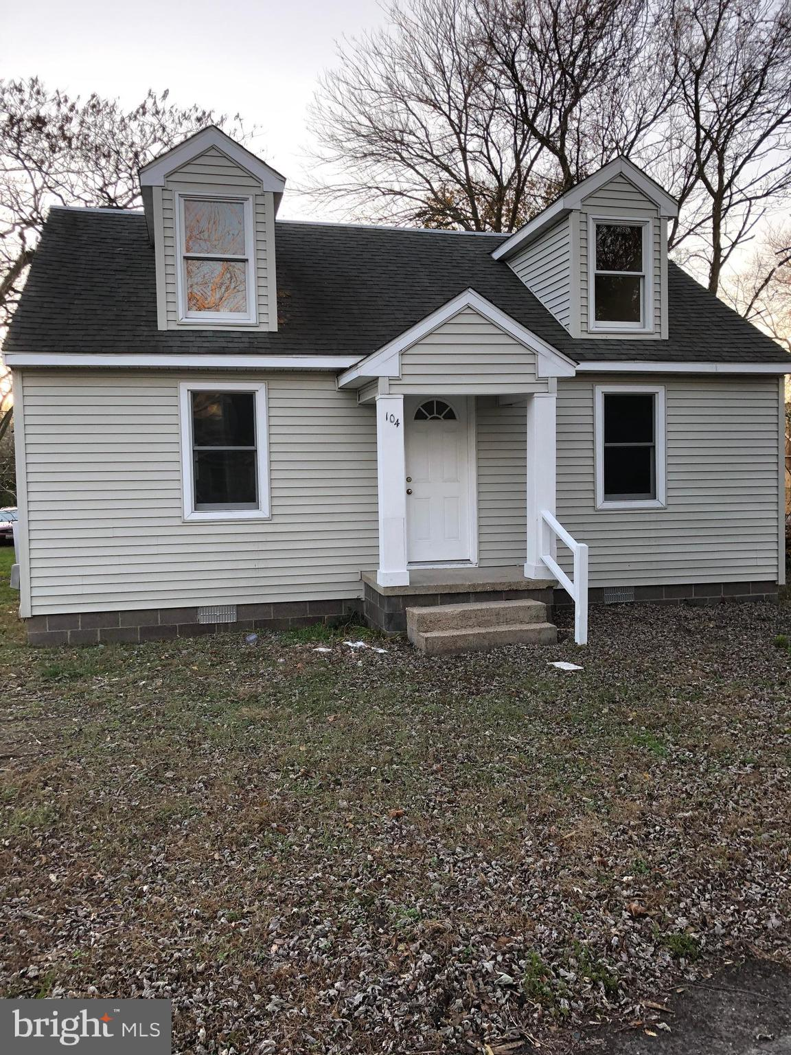 MUST SEE!  Adorable 2 story house nestled at the end of Russell Avenue with all of the convenience o