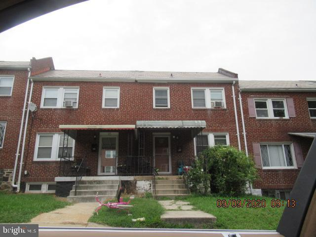 Great opportunity to purchase this corporate owned rowhouse. Located on a quiet street, this home is located in one of the fastest growing neighborhood with epic ROI. This sale is cash only. There are no showings due to the property being occupied and occupants are not to be disturbed or approached. Drive by only.