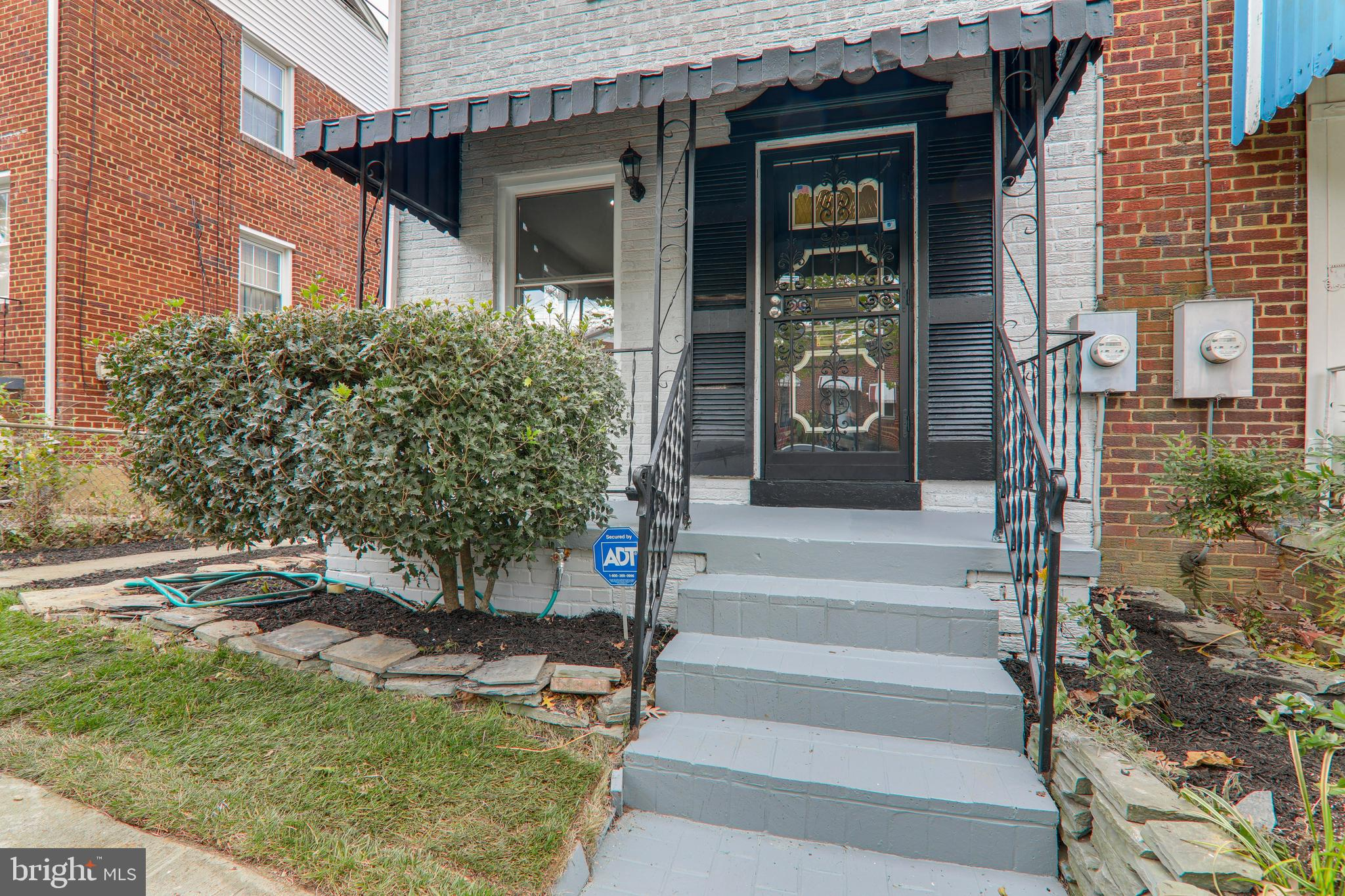 Welcome to this gorgeous brick-front sun-drenched semi-detached home! This home is freshly painted a