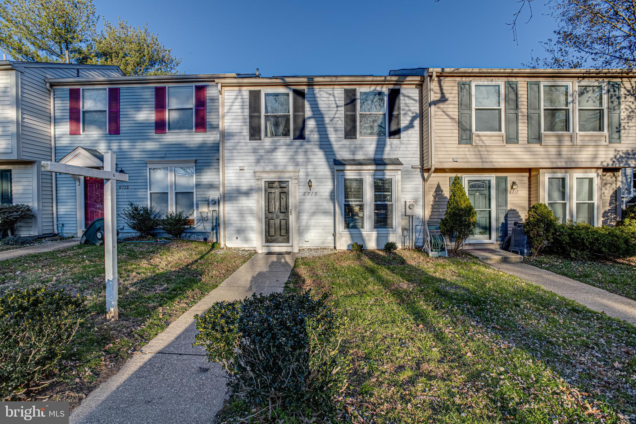 This charming townhome is located in a quiet Howard County neighborhood in the heart of Columbia. Fr